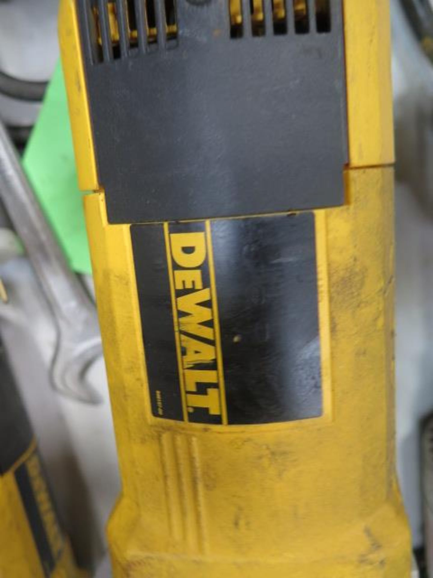 DeWalt Straight Shaft Grinders (2) (SOLD AS-IS - NO WARRANTY) - Image 5 of 5