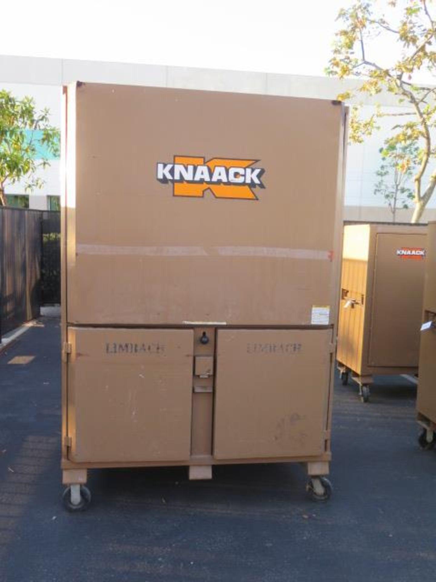 Knaack mdl. 119-01 Rolling Job Box (SOLD AS-IS - NO WARRANTY)