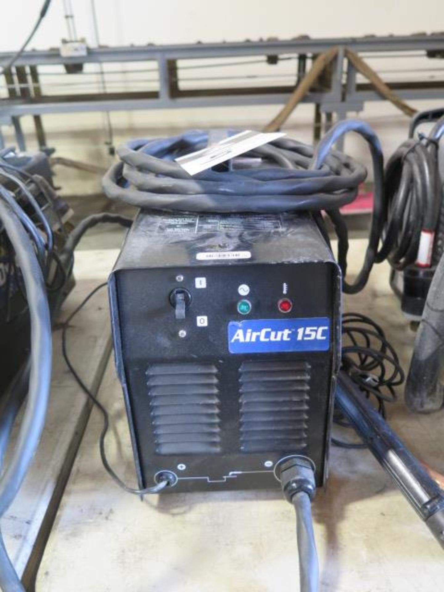 Thermal Dynamics AirCut 15 Plasma Cutting Power Source (SOLD AS-IS - NO WARRANTY) - Image 2 of 5