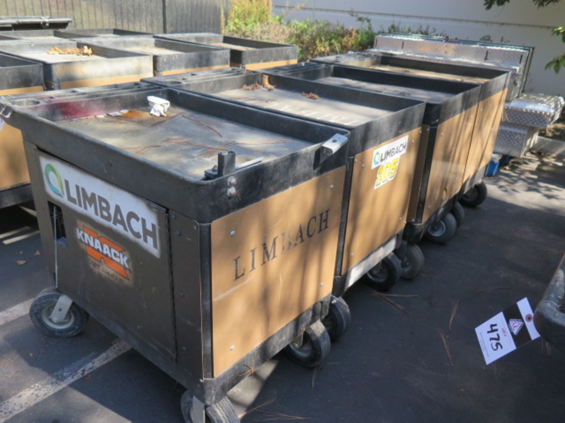 """Knaack """"Cart Armour"""" Job Carts (4) (SOLD AS-IS - NO WARRANTY) - Image 2 of 4"""