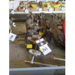 """2""""-6"""" Pipe Alighment Clamps(5) (SOLD AS-IS - NO WARRANTY)"""