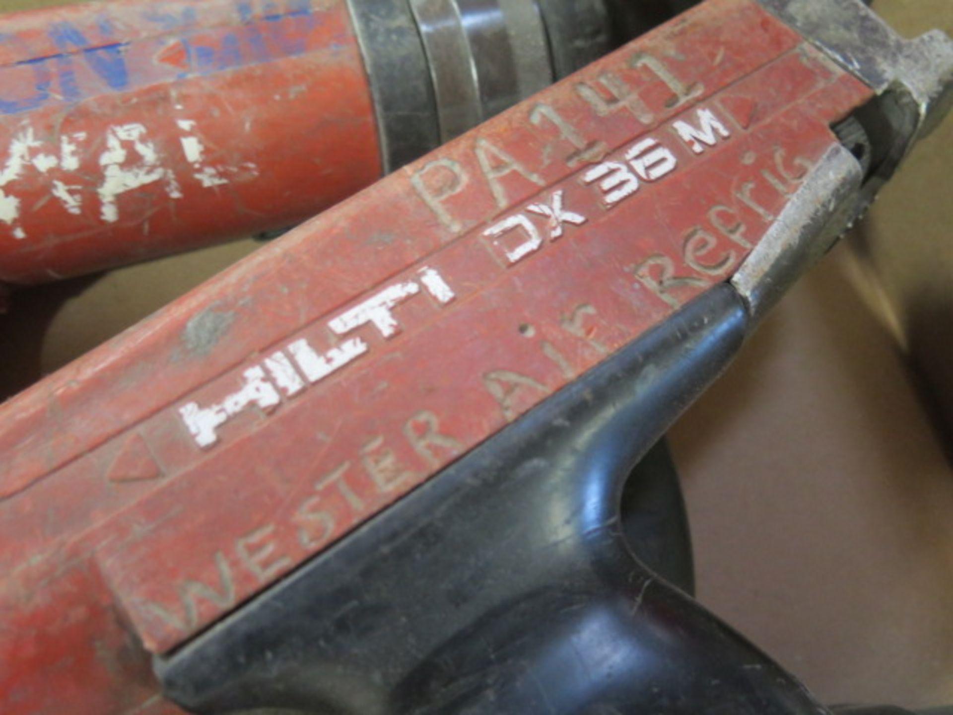 Hilti DX36 Powder Shot Guns (3) (SOLD AS-IS - NO WARRANTY) - Image 4 of 4