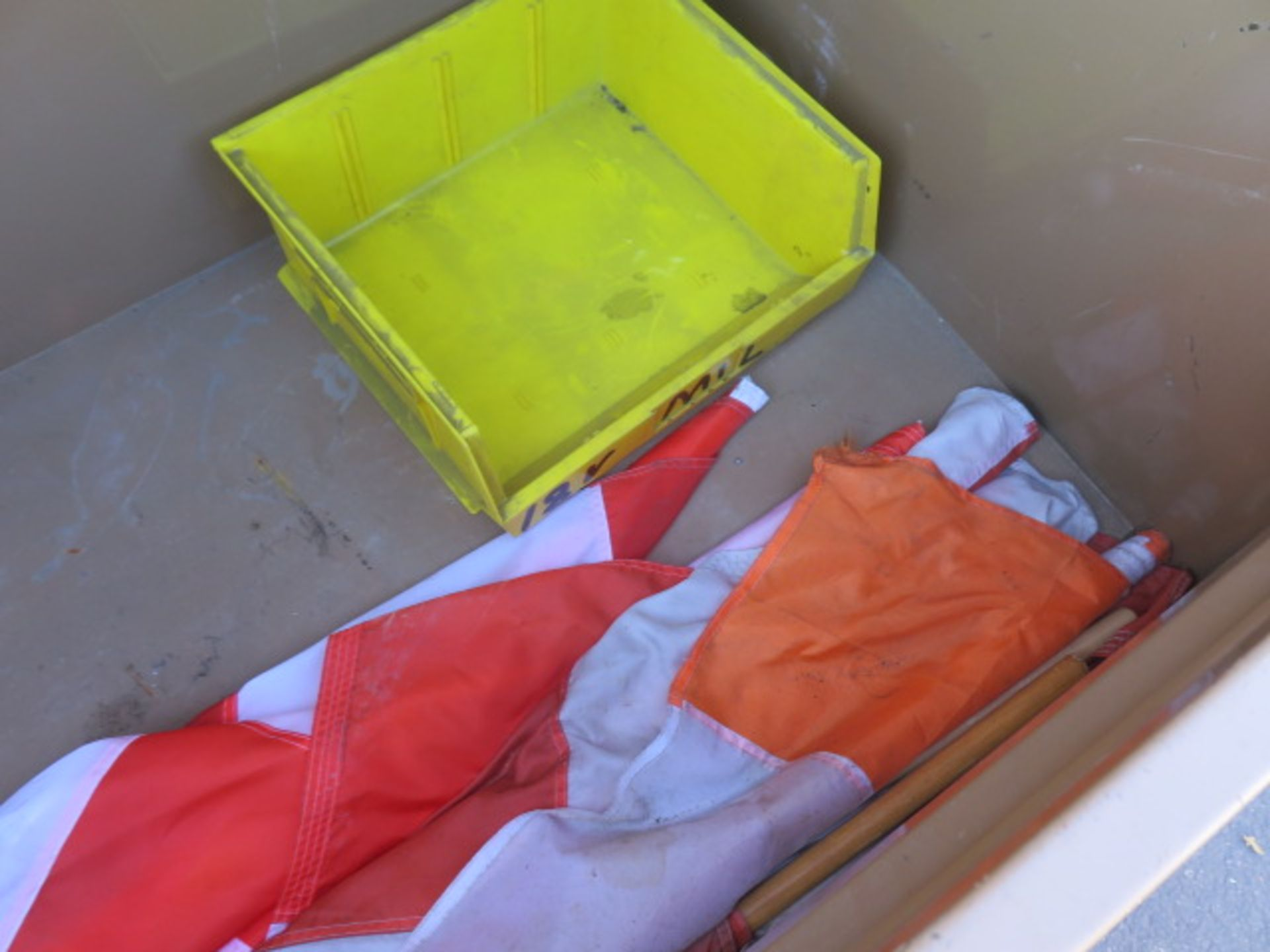 Knaack mdl. 89 Storagemaster Rolling Job Box (SOLD AS-IS - NO WARRANTY) - Image 7 of 9