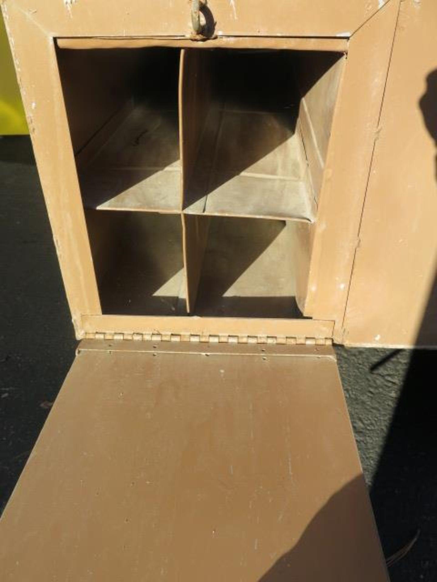 Knaack mdl. 89 Storagemaster Rolling Job Box (SOLD AS-IS - NO WARRANTY) - Image 11 of 12