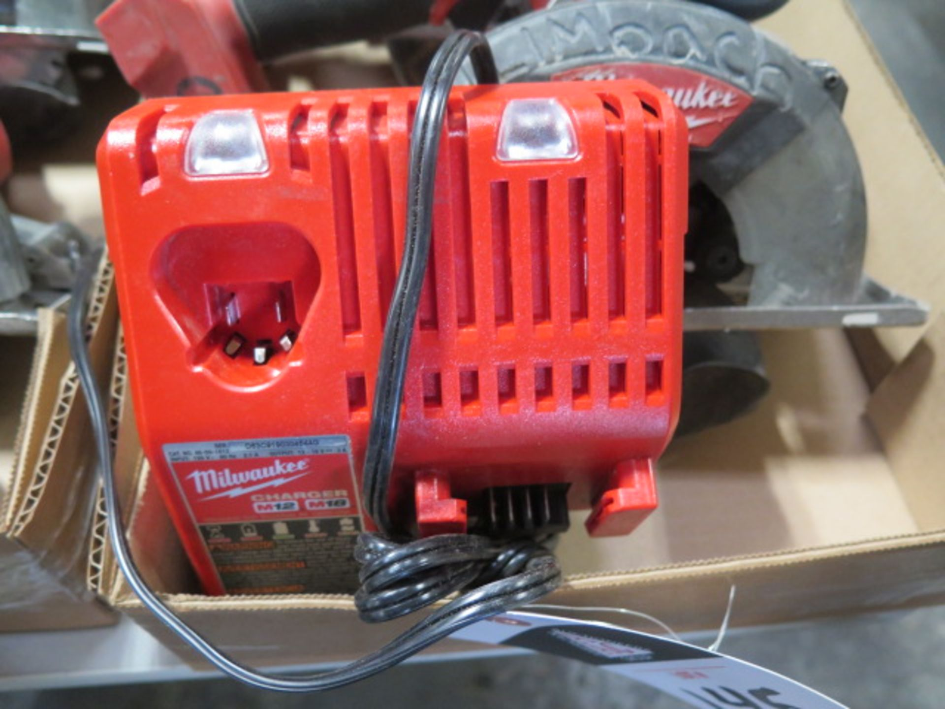 Milwaukee 18 Volt Circular Saws (2) (SOLD AS-IS - NO WARRANTY) - Image 5 of 5