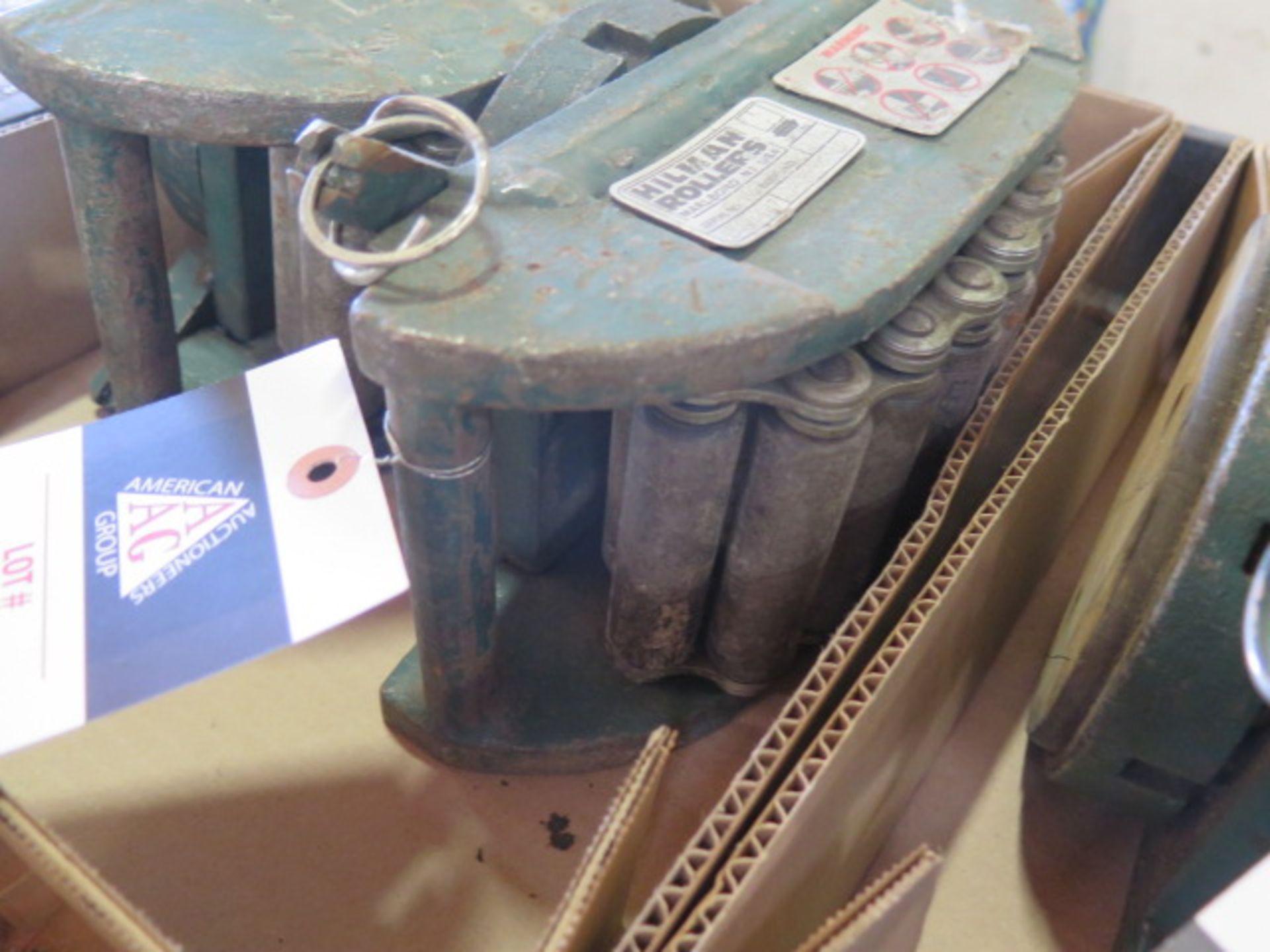 Hilman Machinery Dolleys (2) w/ Steering Bar (SOLD AS-IS - NO WARRANTY) - Image 3 of 5