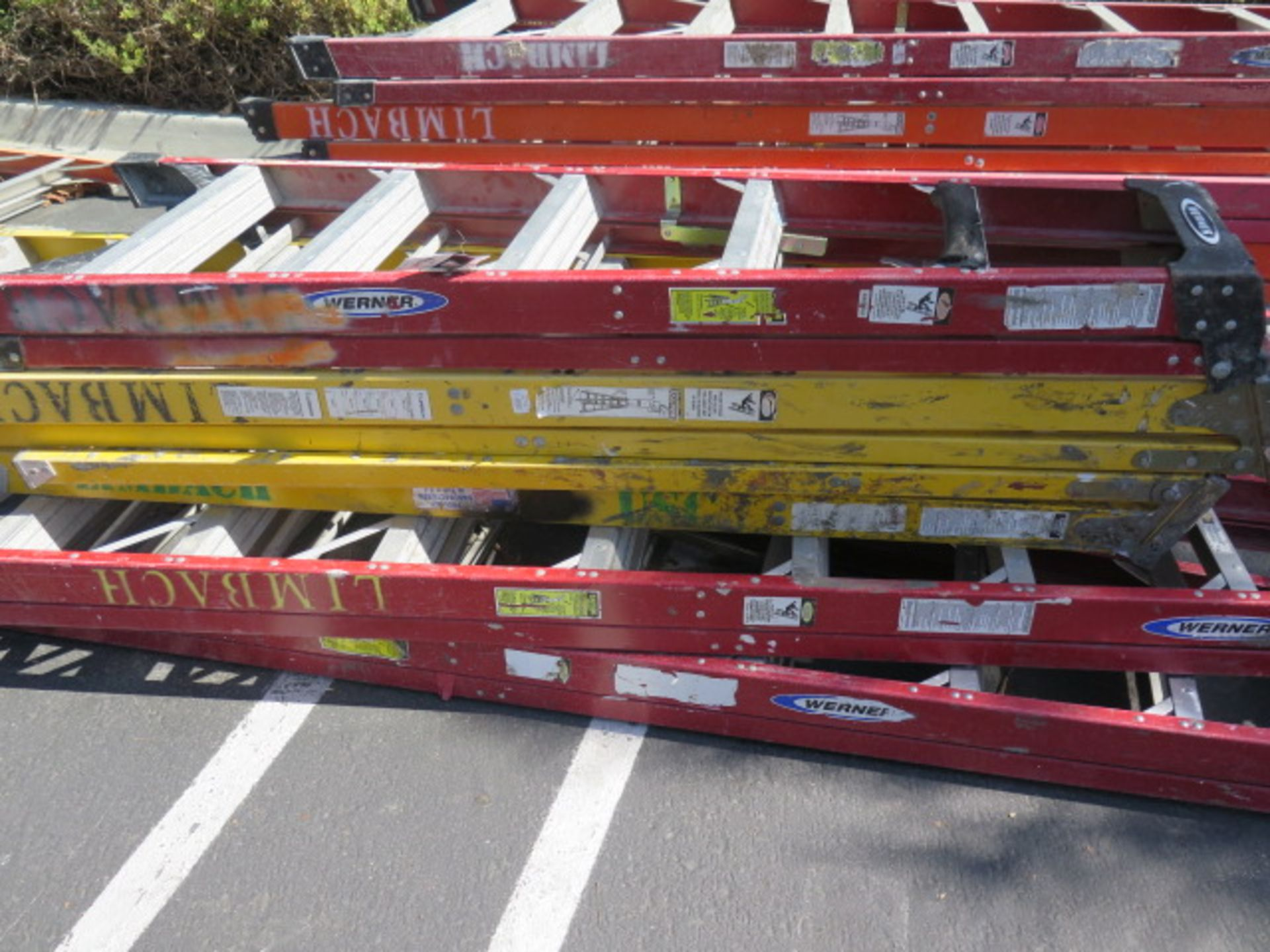 Ladders (SOLD AS-IS - NO WARRANTY) - Image 3 of 6