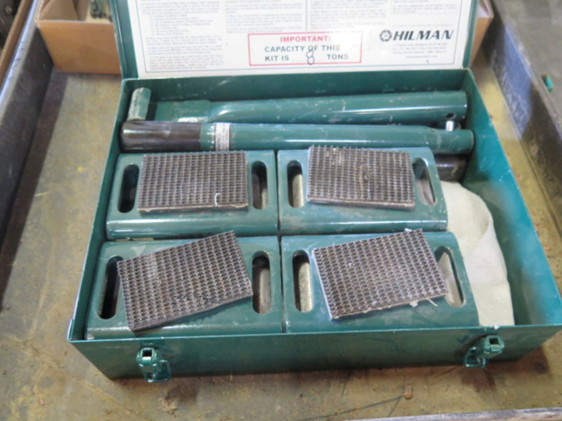 Hilman 8-Ton Machinery Dolley Set (SOLD AS-IS - NO WARRANTY) - Image 3 of 8