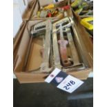 Dry-Wall Saws and Hack Saws (SOLD AS-IS - NO WARRANTY)