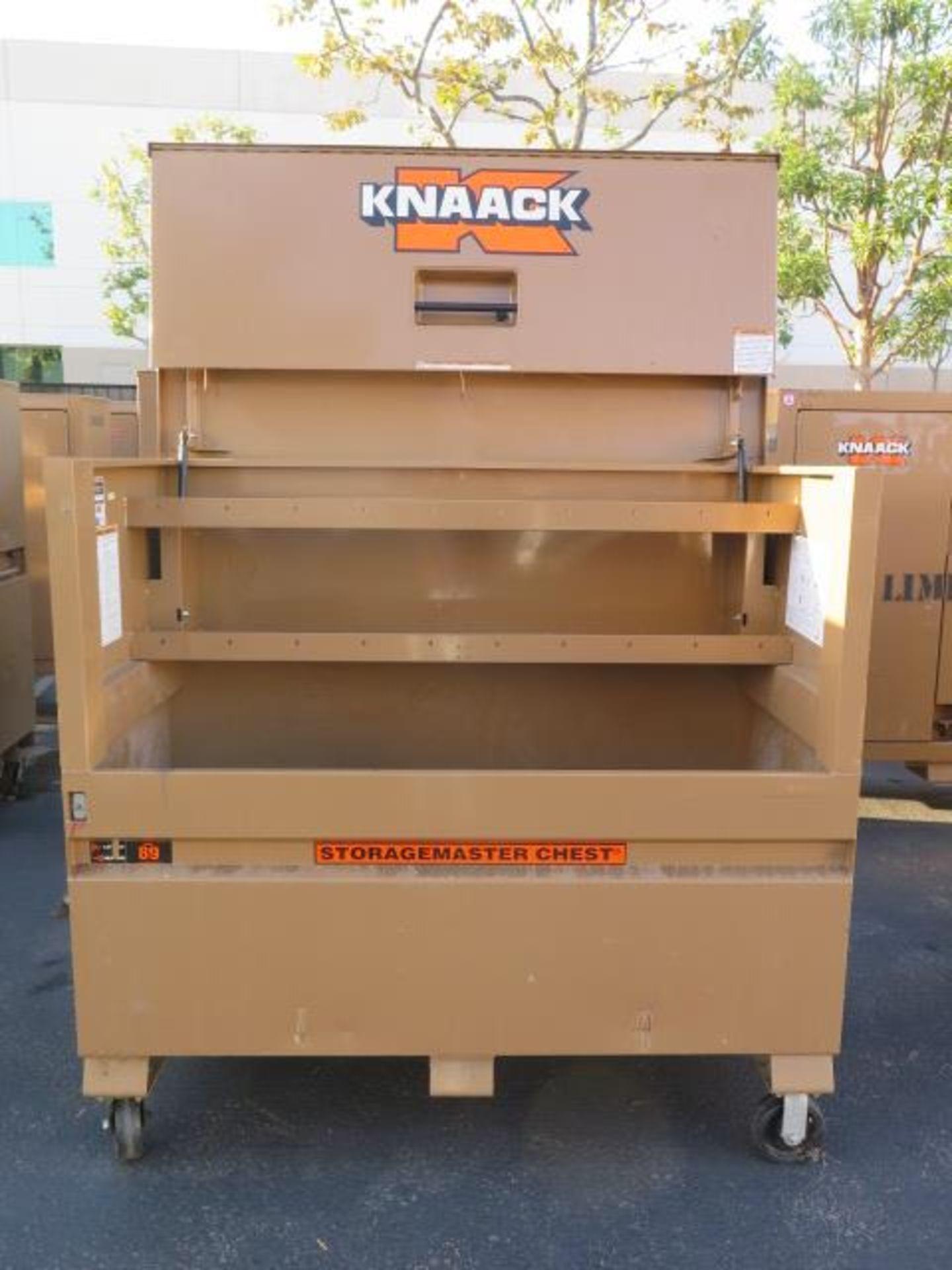 Knaack mdl. 89 Storagemaster Rolling Job Box (SOLD AS-IS - NO WARRANTY) - Image 5 of 11