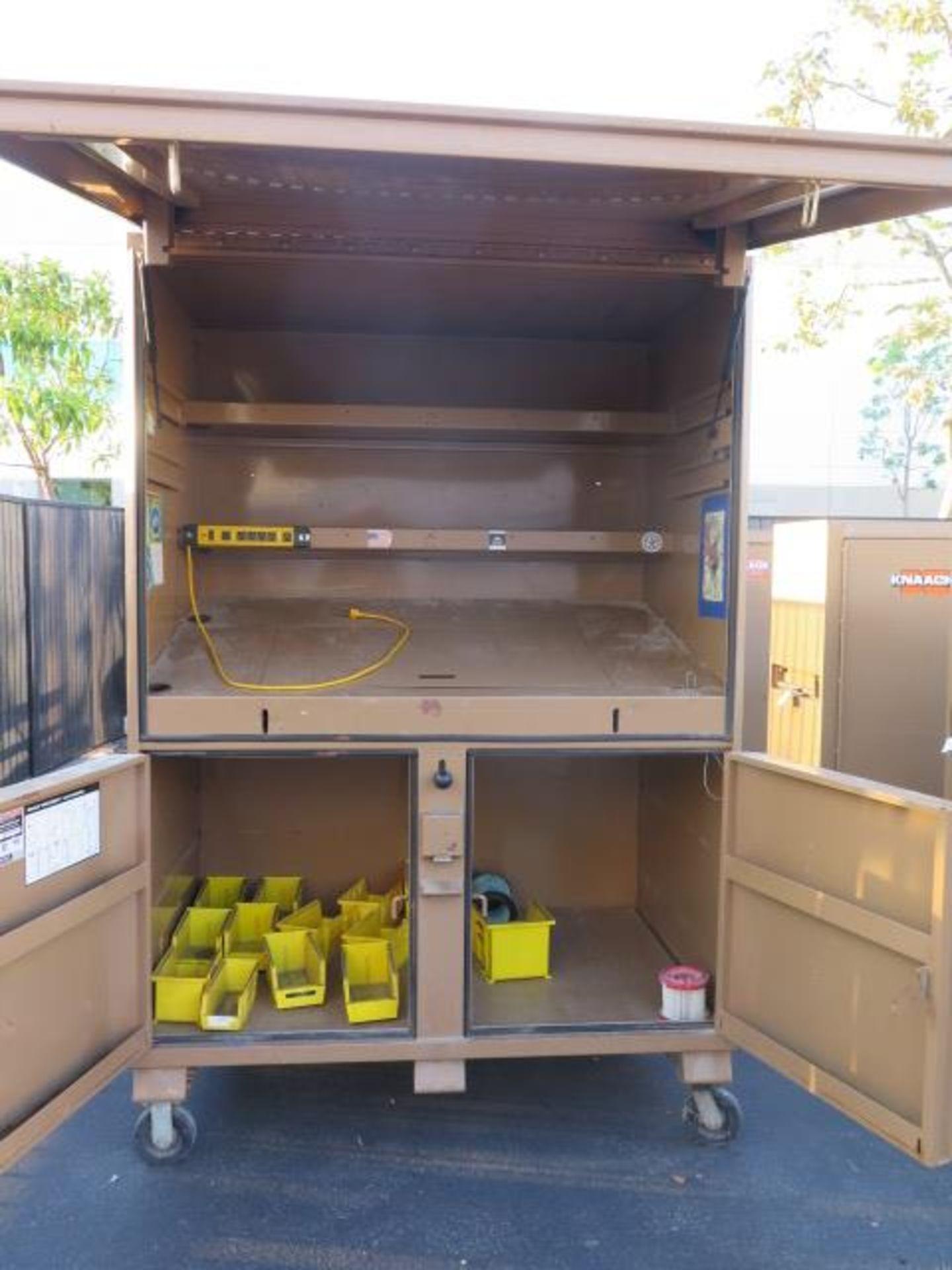 Knaack mdl. 119-01 Rolling Job Box (SOLD AS-IS - NO WARRANTY) - Image 3 of 7