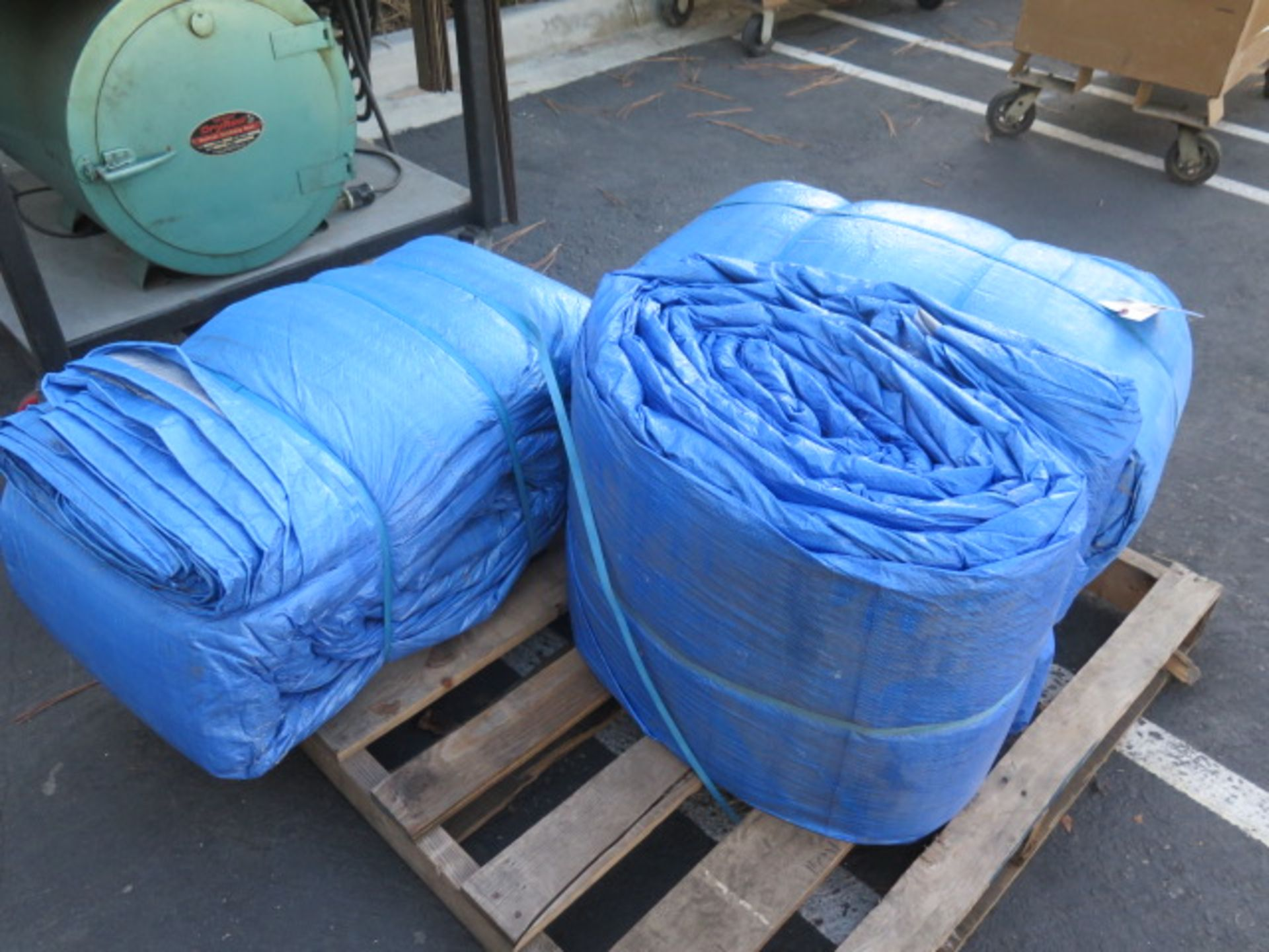 Tarps (SOLD AS-IS - NO WARRANTY) - Image 2 of 2