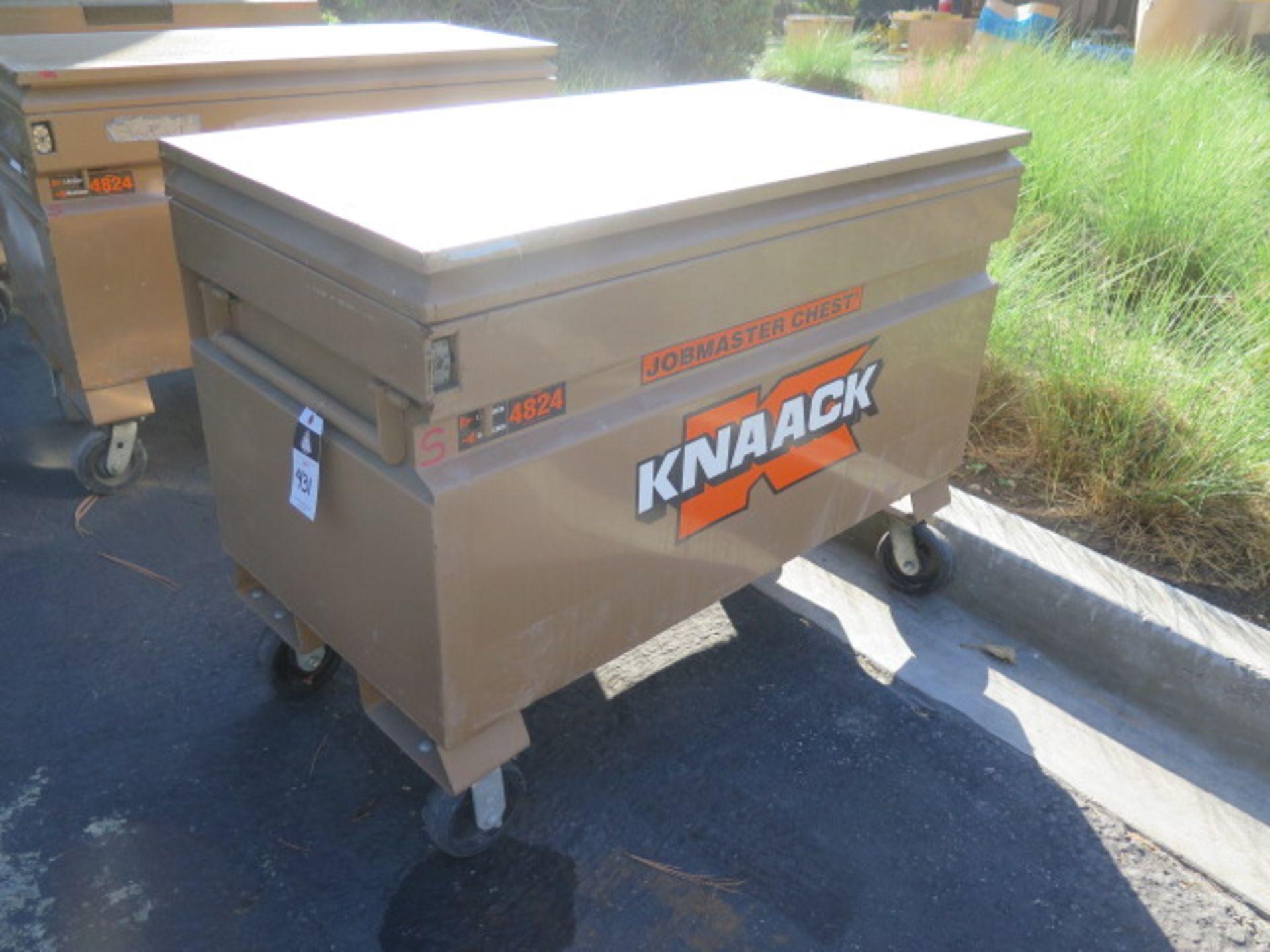Knaack mdl. 4824 Rolling Job Box (SOLD AS-IS - NO WARRANTY) - Image 2 of 3