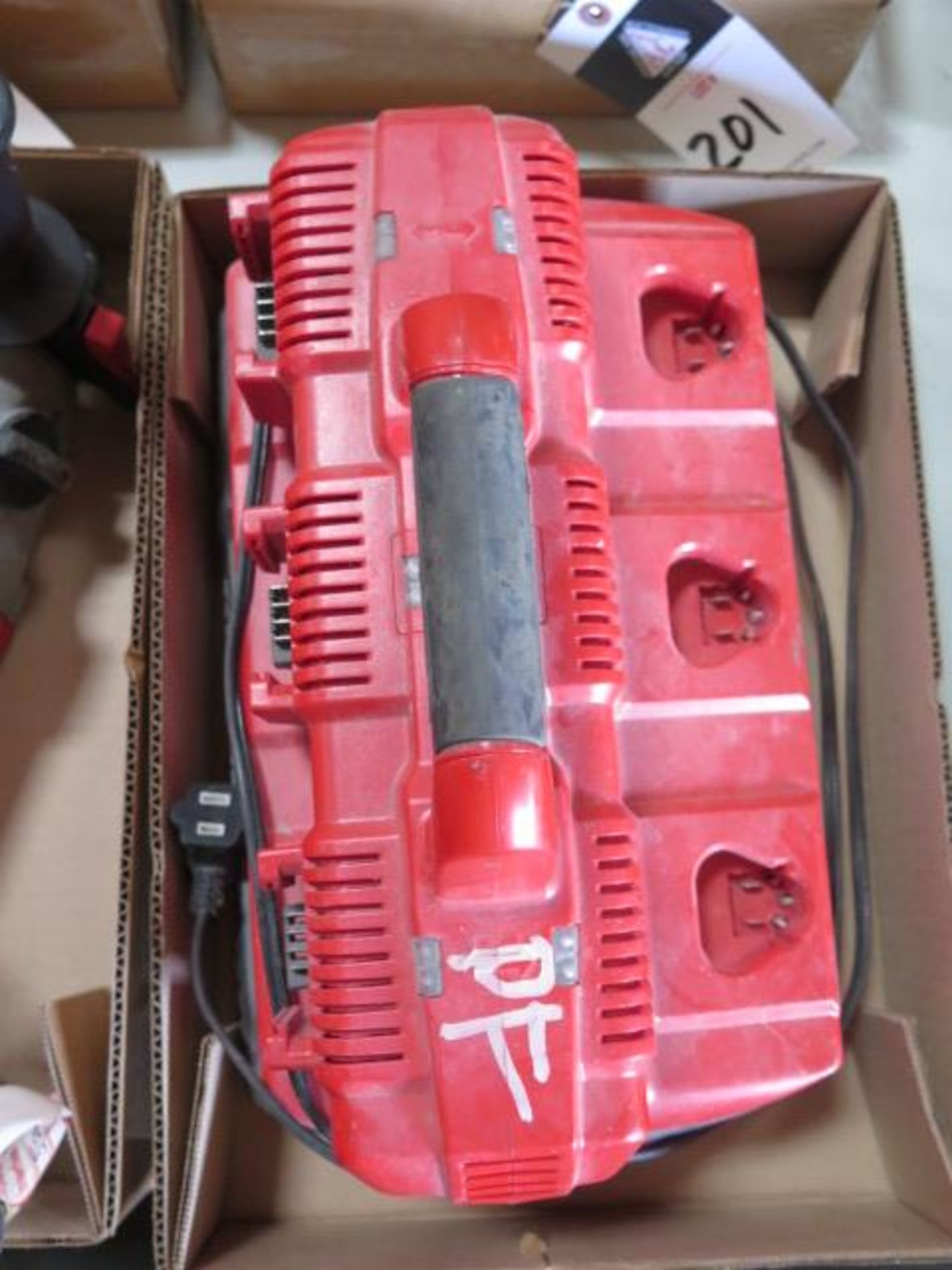 Milwaukee Battery Charger (SOLD AS-IS - NO WARRANTY) - Image 2 of 4