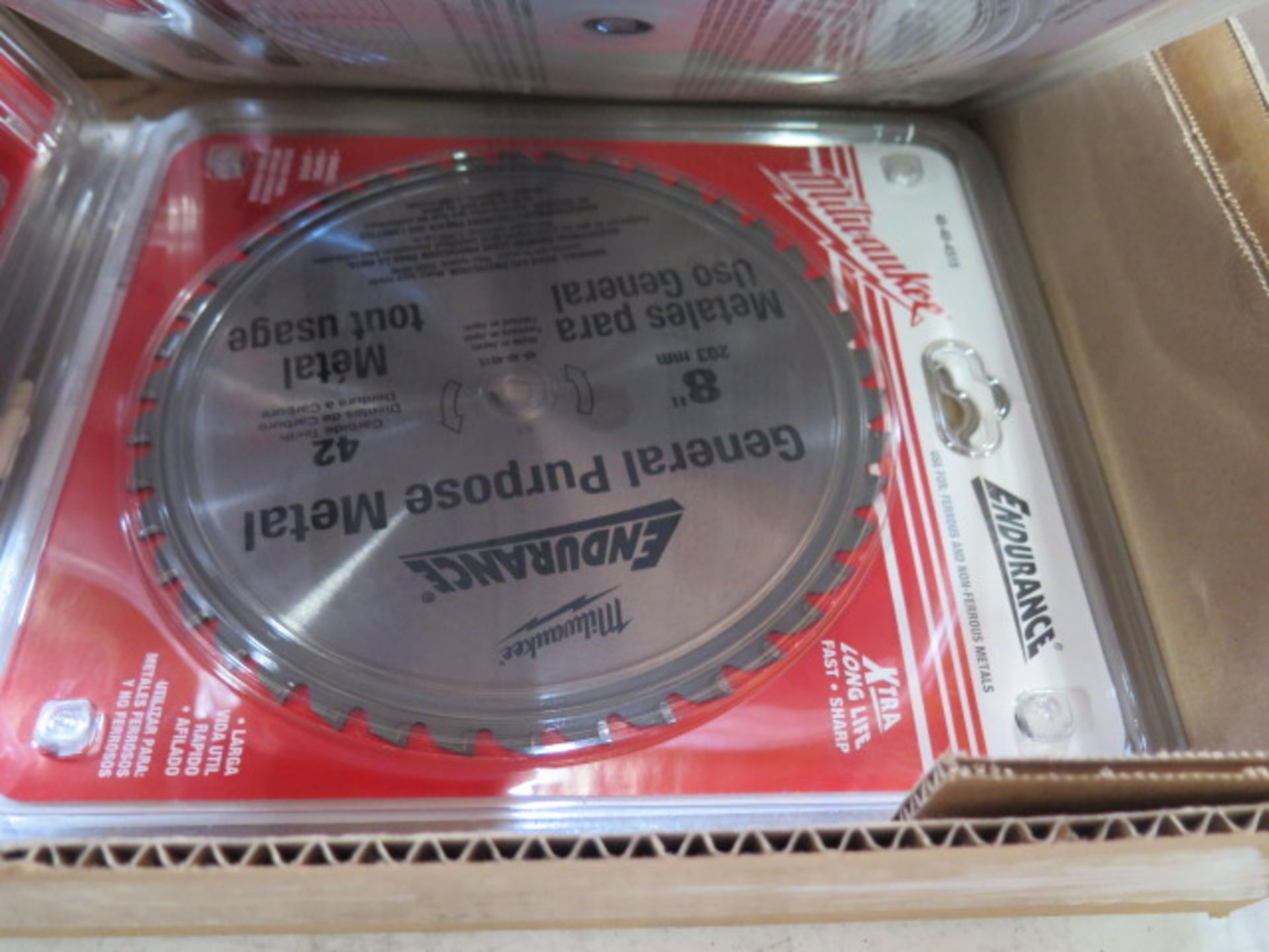 """5 3/8"""" to 8"""" Saw Blades (SOLD AS-IS - NO WARRANTY) - Image 10 of 10"""