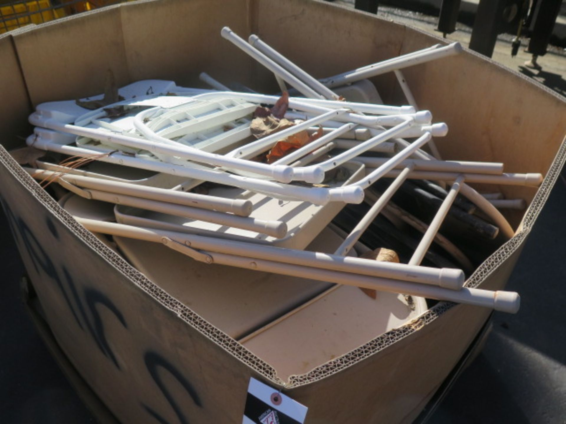 Folding Chairs (SOLD AS-IS - NO WARRANTY) - Image 2 of 3