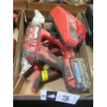Milwaukee 18 Volt 16GA Double Cut Shears (2) (SOLD AS-IS - NO WARRANTY)