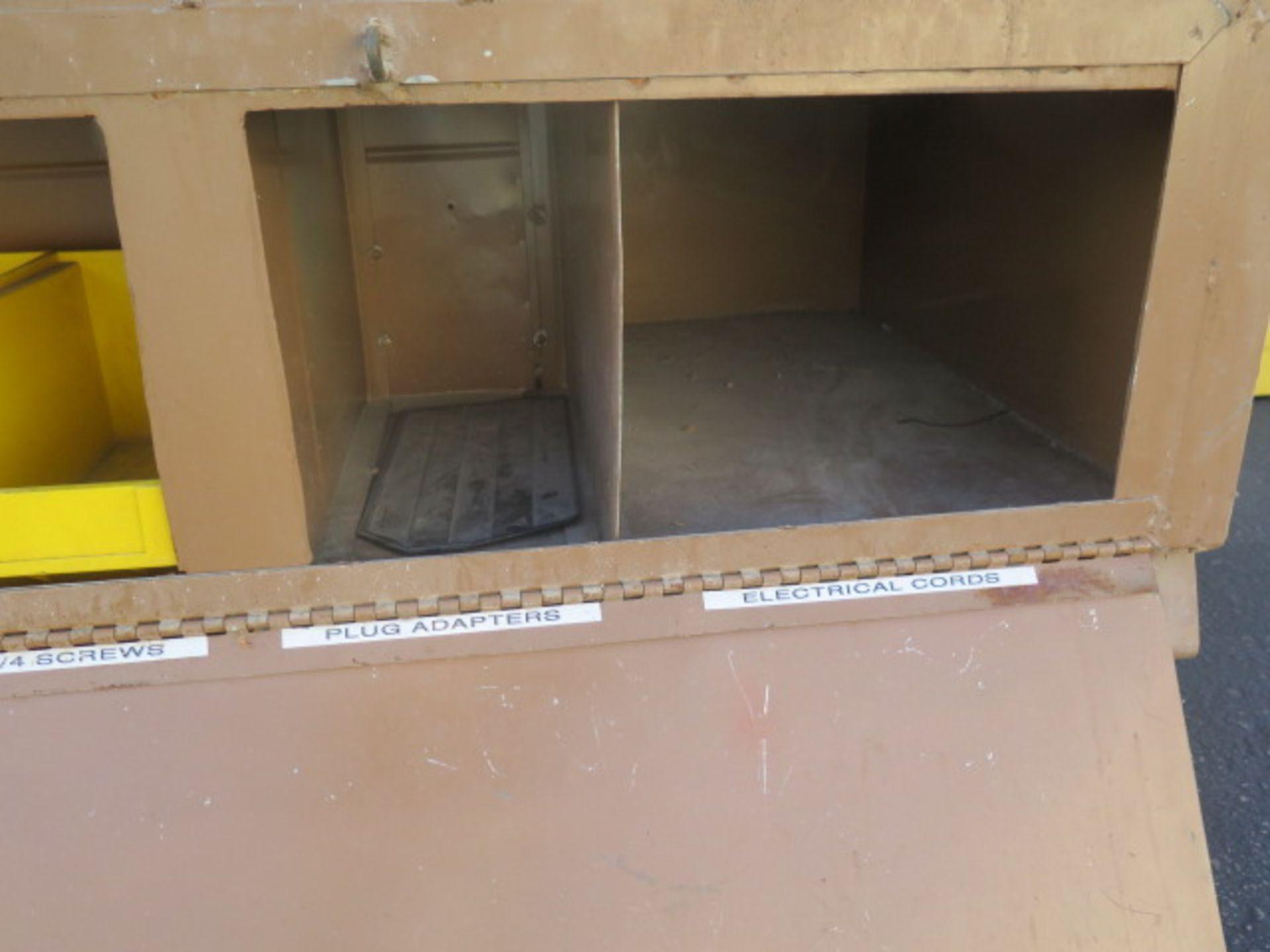 Knaack mdl. 89 Storagemaster Rolling Job Box (SOLD AS-IS - NO WARRANTY) - Image 9 of 12