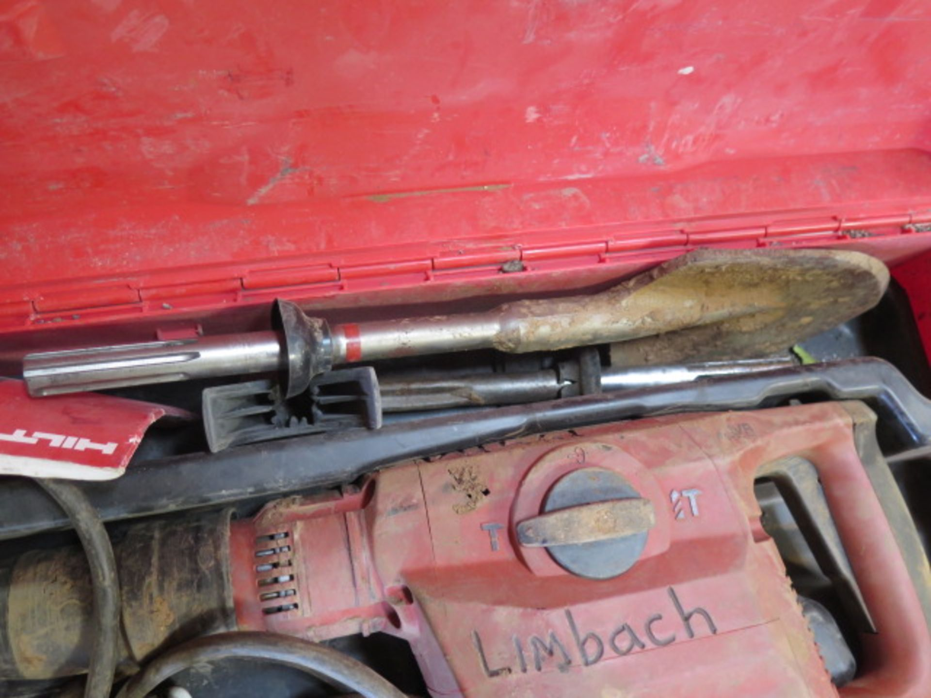 Hilti TE 50-AVR Hammer Drill (SOLD AS-IS - NO WARRANTY) - Image 4 of 6