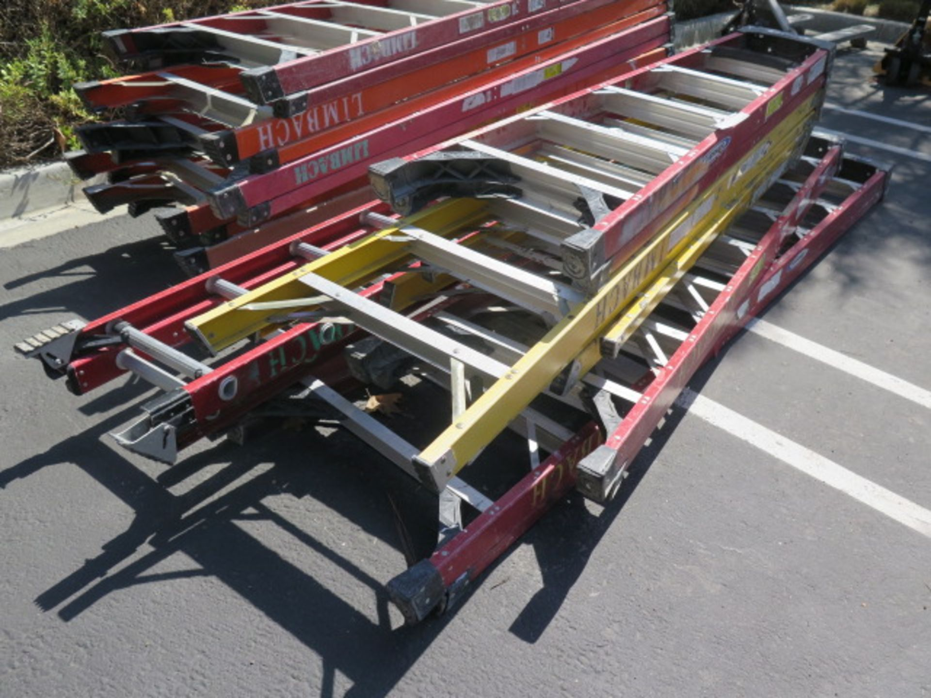 Ladders (SOLD AS-IS - NO WARRANTY) - Image 4 of 6