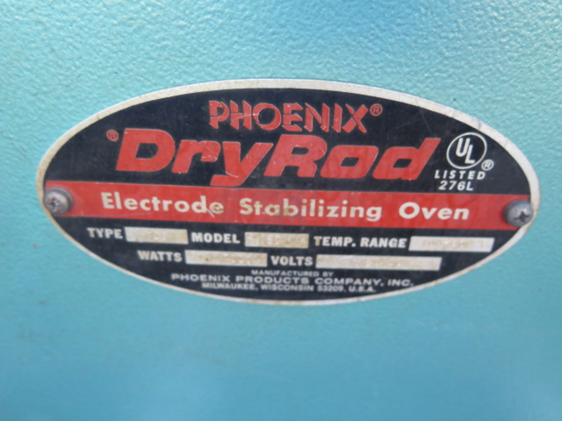 Phoenix Dryrod Edlectrode Stabilization ven and Cart (SOLD AS-IS - NO WARRANTY) - Image 4 of 9