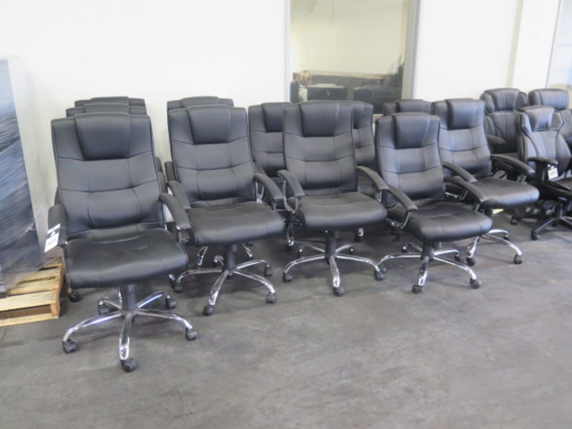 Conference / Office Chairs (11) (SOLD AS-IS - NO WARRANTY)