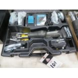 Nibco PC-20M 18 Volt Pressing Tool w/ Jaw Sets (SOLD AS-IS - NO WARRANTY)