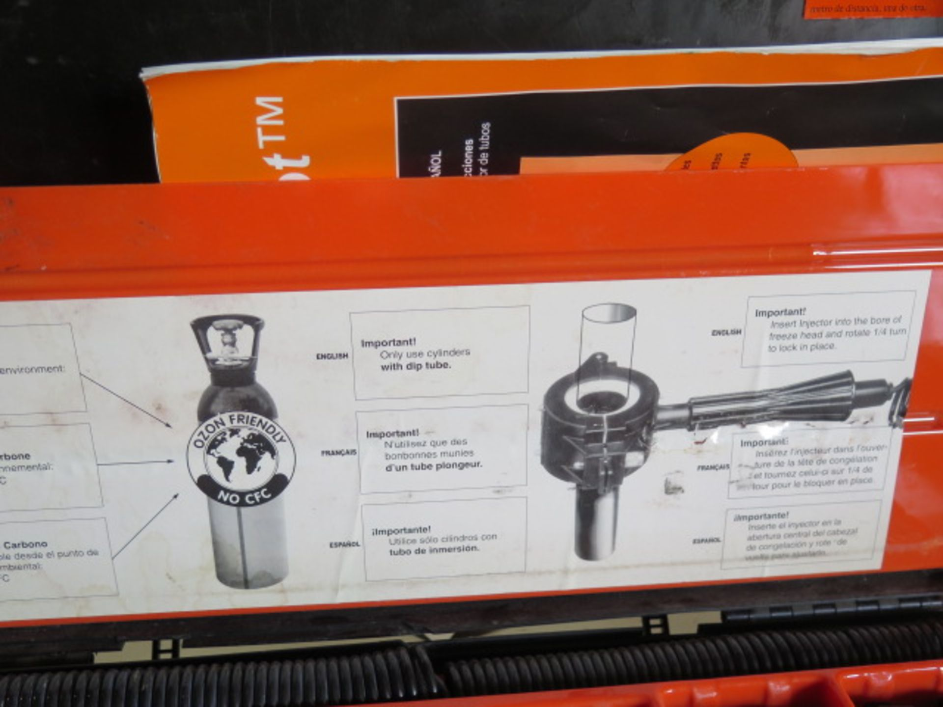 """General """"Cold Shot"""" Pipe Freezing Kit (SOLD AS-IS - NO WARRANTY) - Image 5 of 6"""