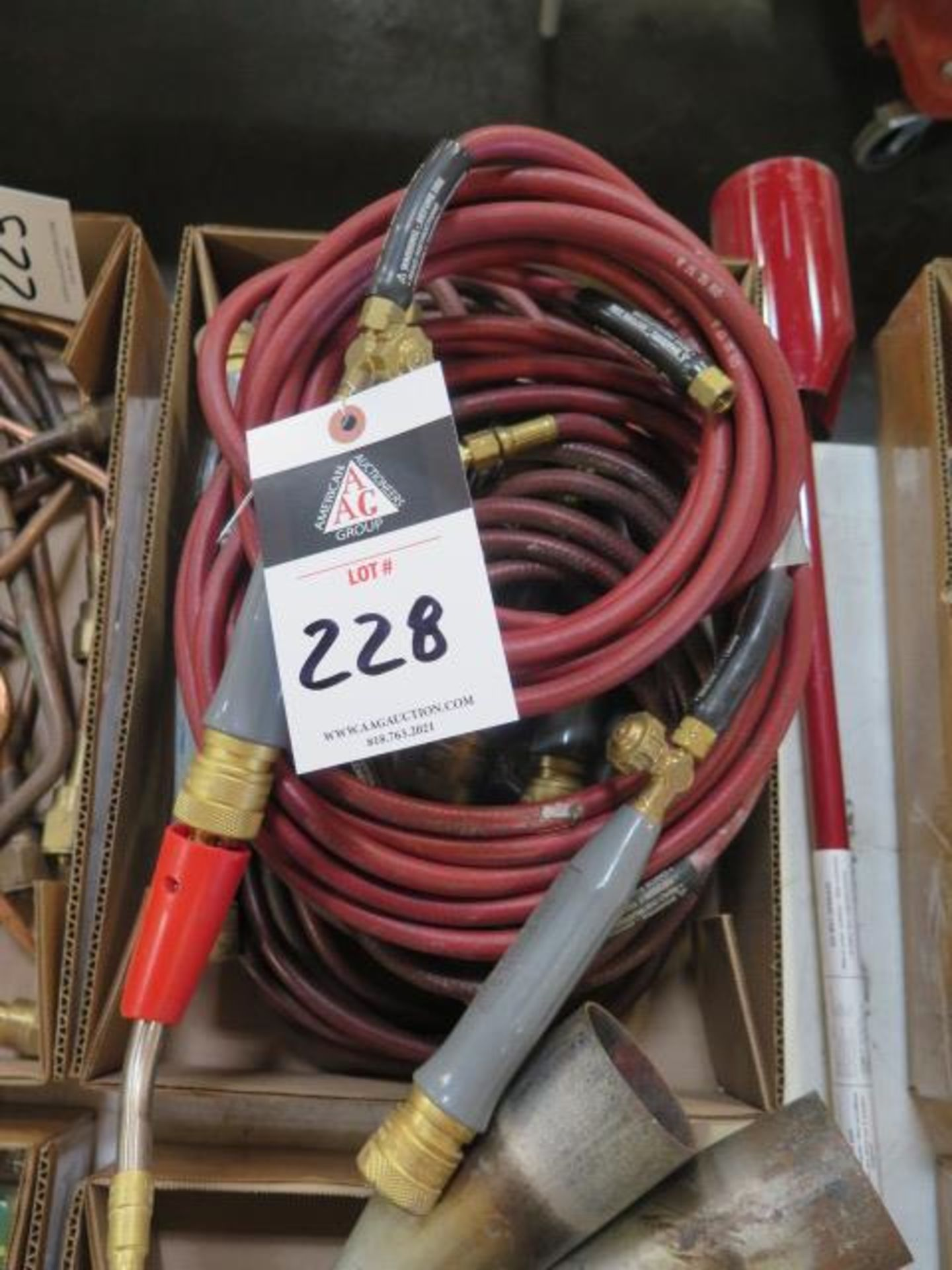 Heating Torches (SOLD AS-IS - NO WARRANTY) - Image 2 of 5