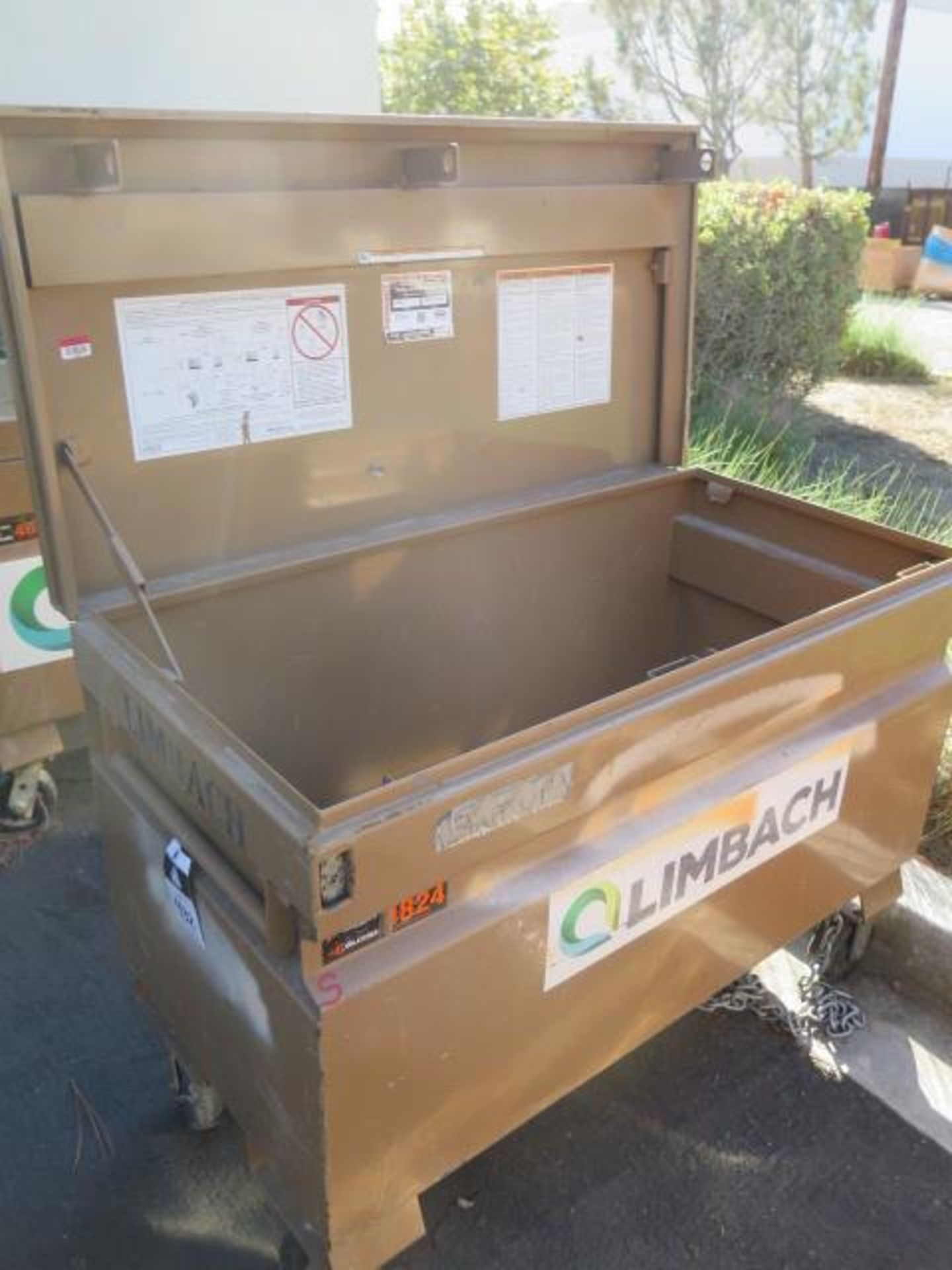 Knaack mdl. 4824 Rolling Job Box (SOLD AS-IS - NO WARRANTY) - Image 4 of 7