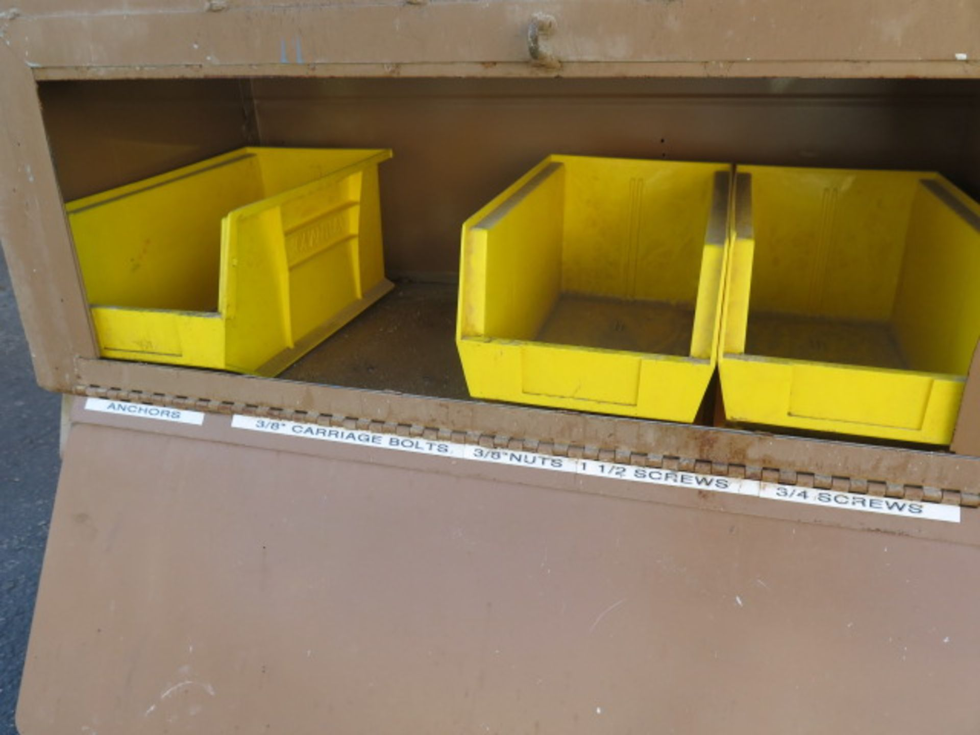 Knaack mdl. 89 Storagemaster Rolling Job Box (SOLD AS-IS - NO WARRANTY) - Image 10 of 12