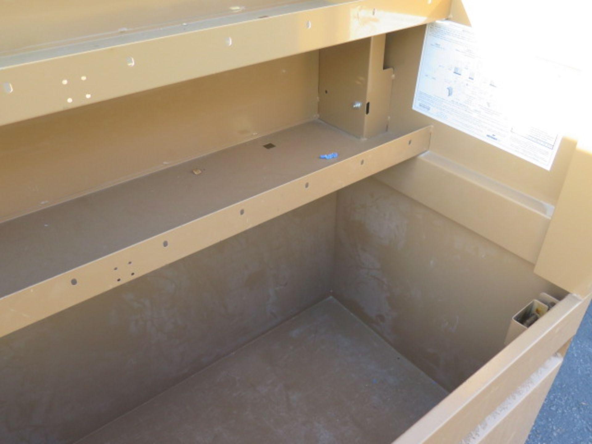 Knaack mdl. 89 Storagemaster Rolling Job Box (SOLD AS-IS - NO WARRANTY) - Image 8 of 11