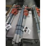Hilti DX351 Powder Actuated Guns (2) w/ Extension Sets (SOLD AS-IS - NO WARRANTY)
