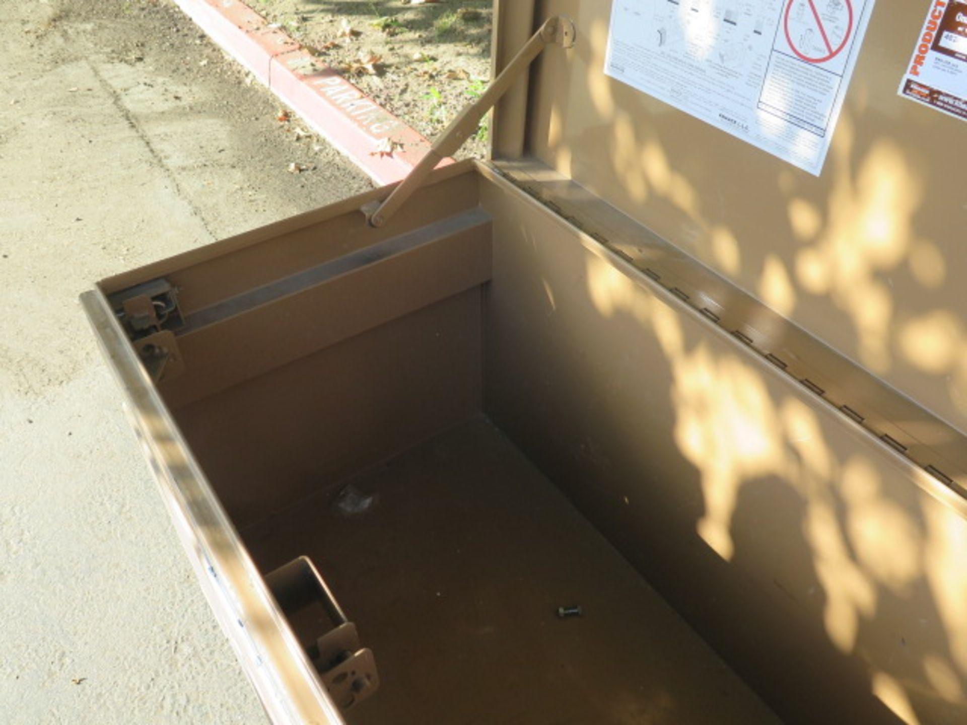 Knaack mdl. 4824 Rolling Job Box (SOLD AS-IS - NO WARRANTY) - Image 5 of 7