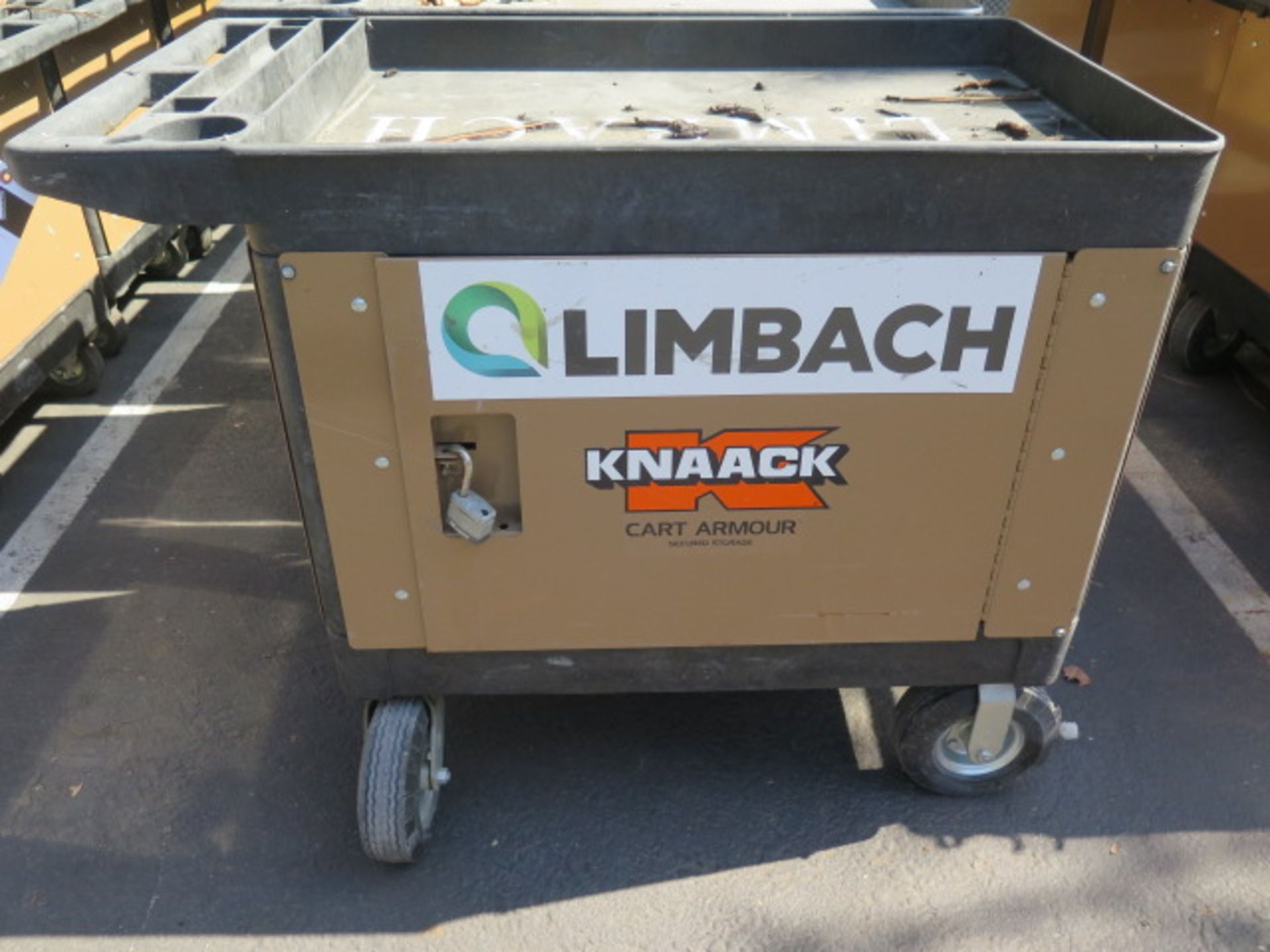 """Knaack """"Cart Armour"""" Job Carts (4) (SOLD AS-IS - NO WARRANTY) - Image 3 of 4"""