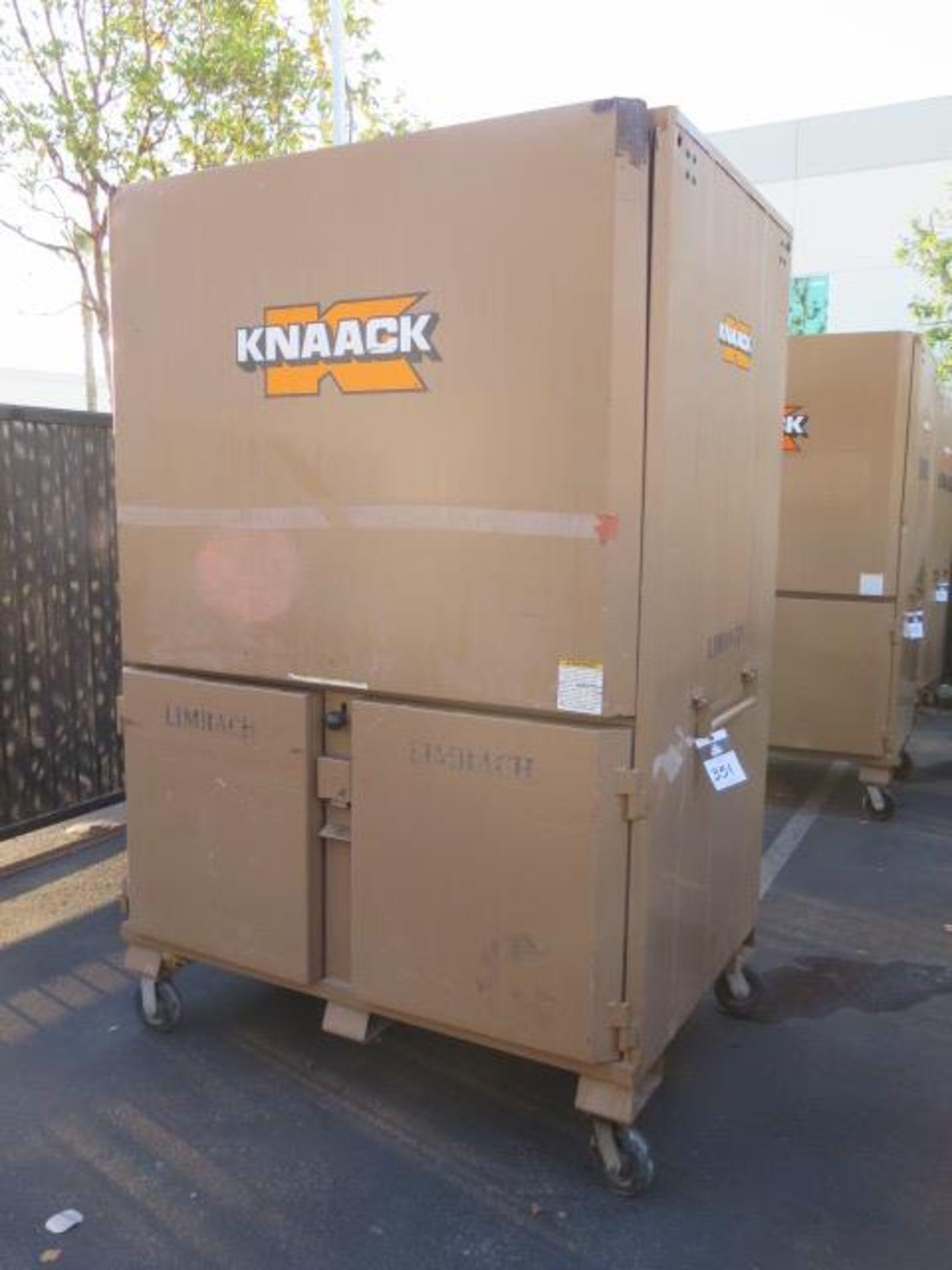 Knaack mdl. 119-01 Rolling Job Box (SOLD AS-IS - NO WARRANTY) - Image 2 of 7
