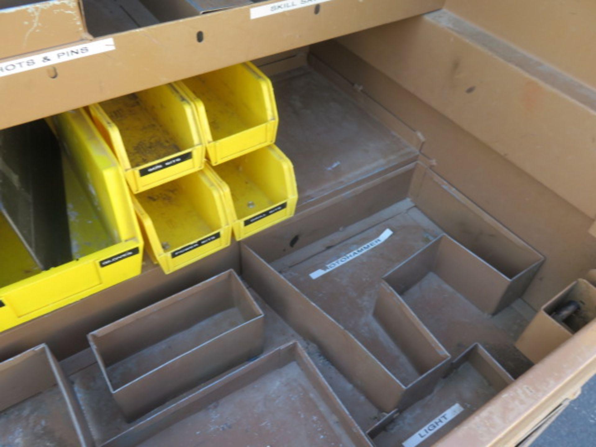 Knaack mdl. 89 Storagemaster Rolling Job Box (SOLD AS-IS - NO WARRANTY) - Image 8 of 12