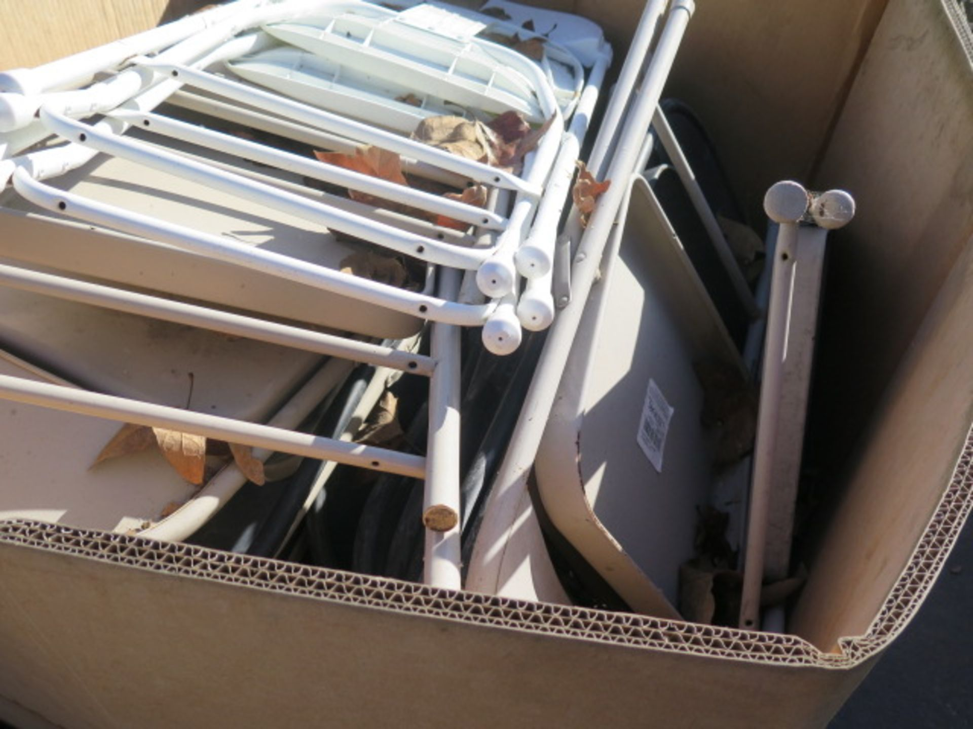 Folding Chairs (SOLD AS-IS - NO WARRANTY) - Image 3 of 3