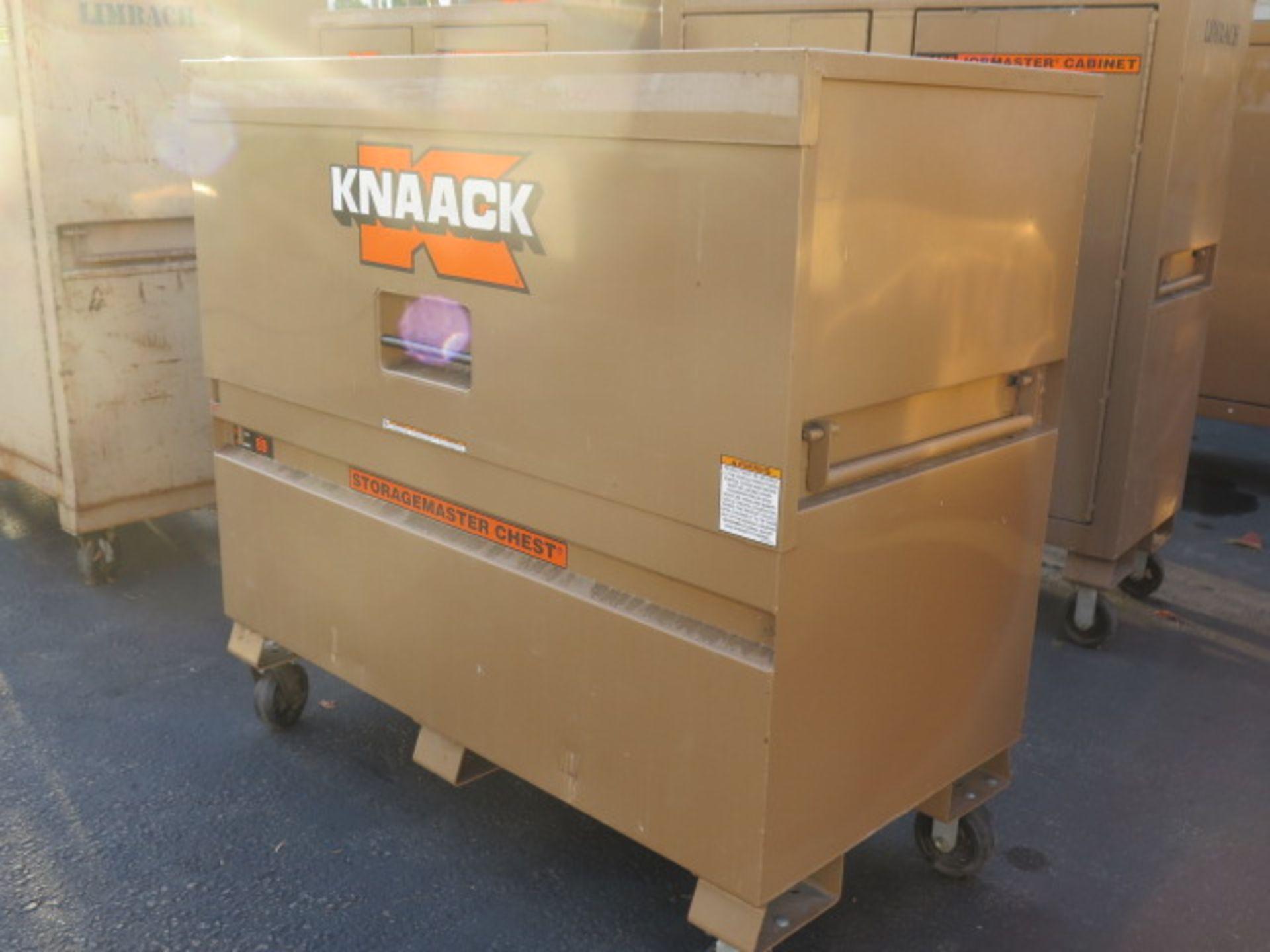 Knaack mdl. 89 Storagemaster Rolling Job Box (SOLD AS-IS - NO WARRANTY) - Image 3 of 11
