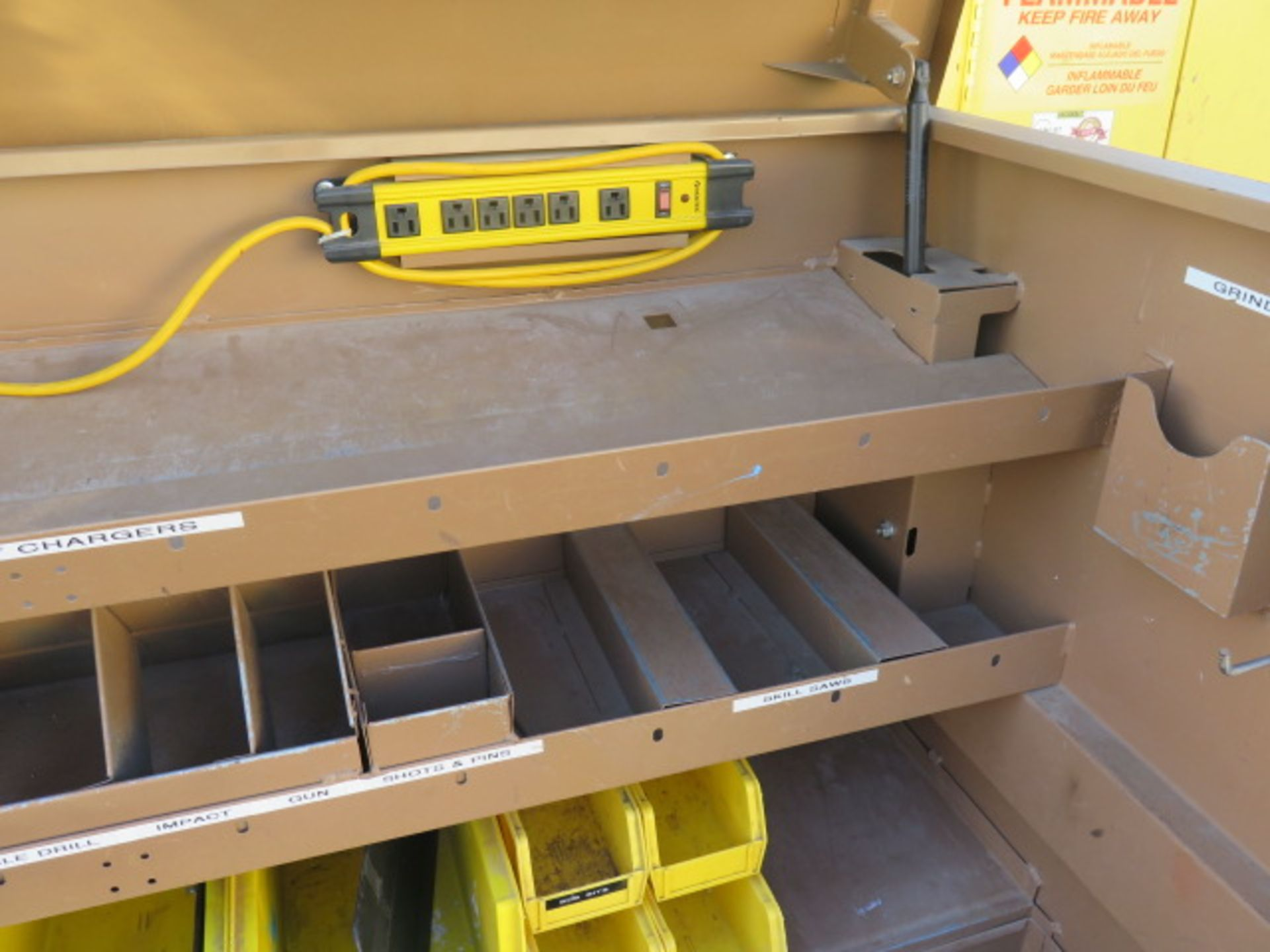 Knaack mdl. 89 Storagemaster Rolling Job Box (SOLD AS-IS - NO WARRANTY) - Image 6 of 12