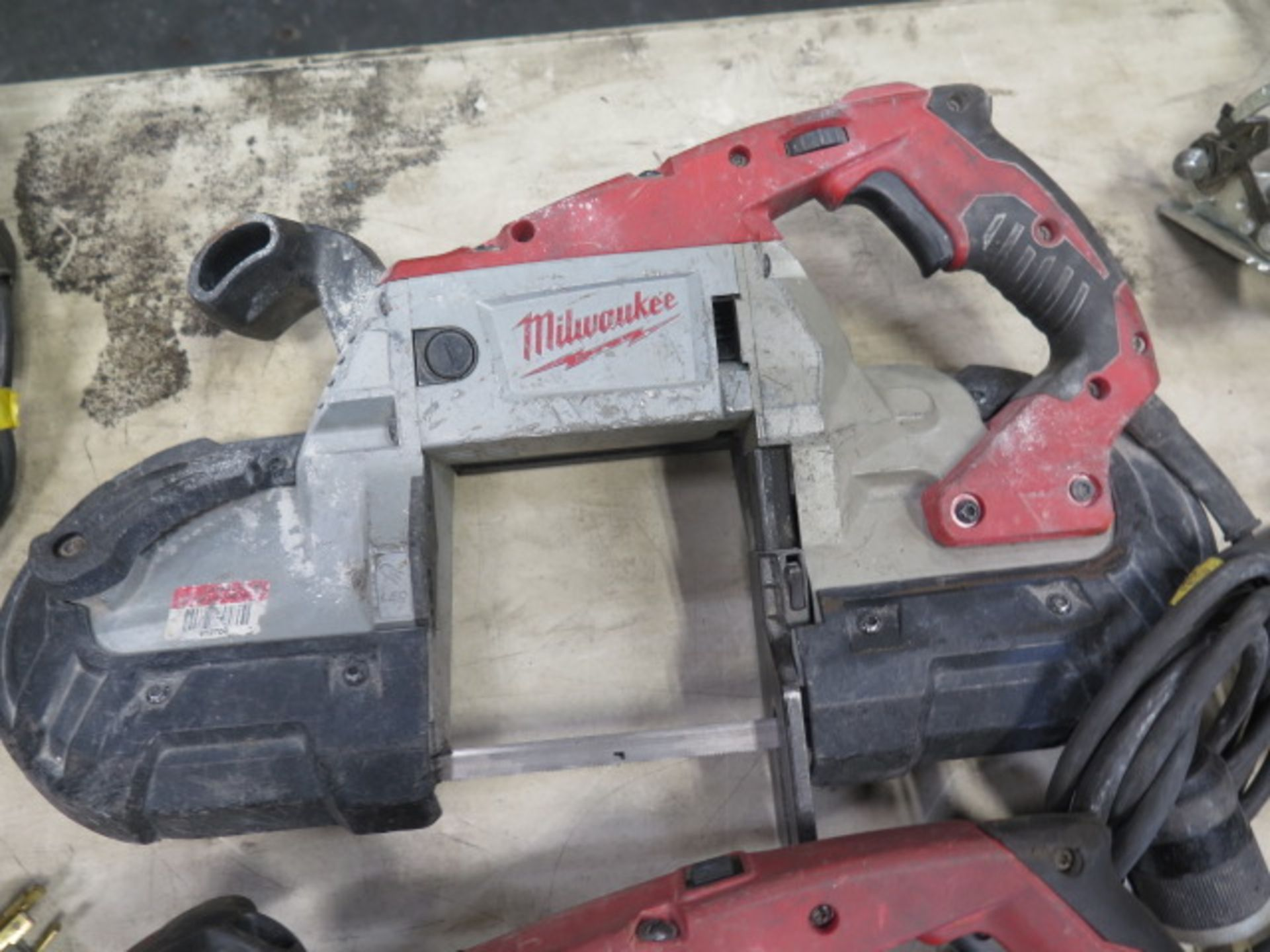 Milwaukee Deep Cut Band Saws (2) (SOLD AS-IS - NO WARRANTY) - Image 5 of 6