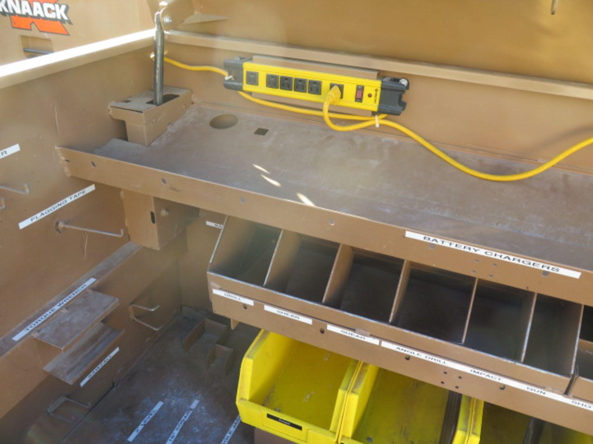 Knaack mdl. 89 Storagemaster Rolling Job Box (SOLD AS-IS - NO WARRANTY) - Image 5 of 12