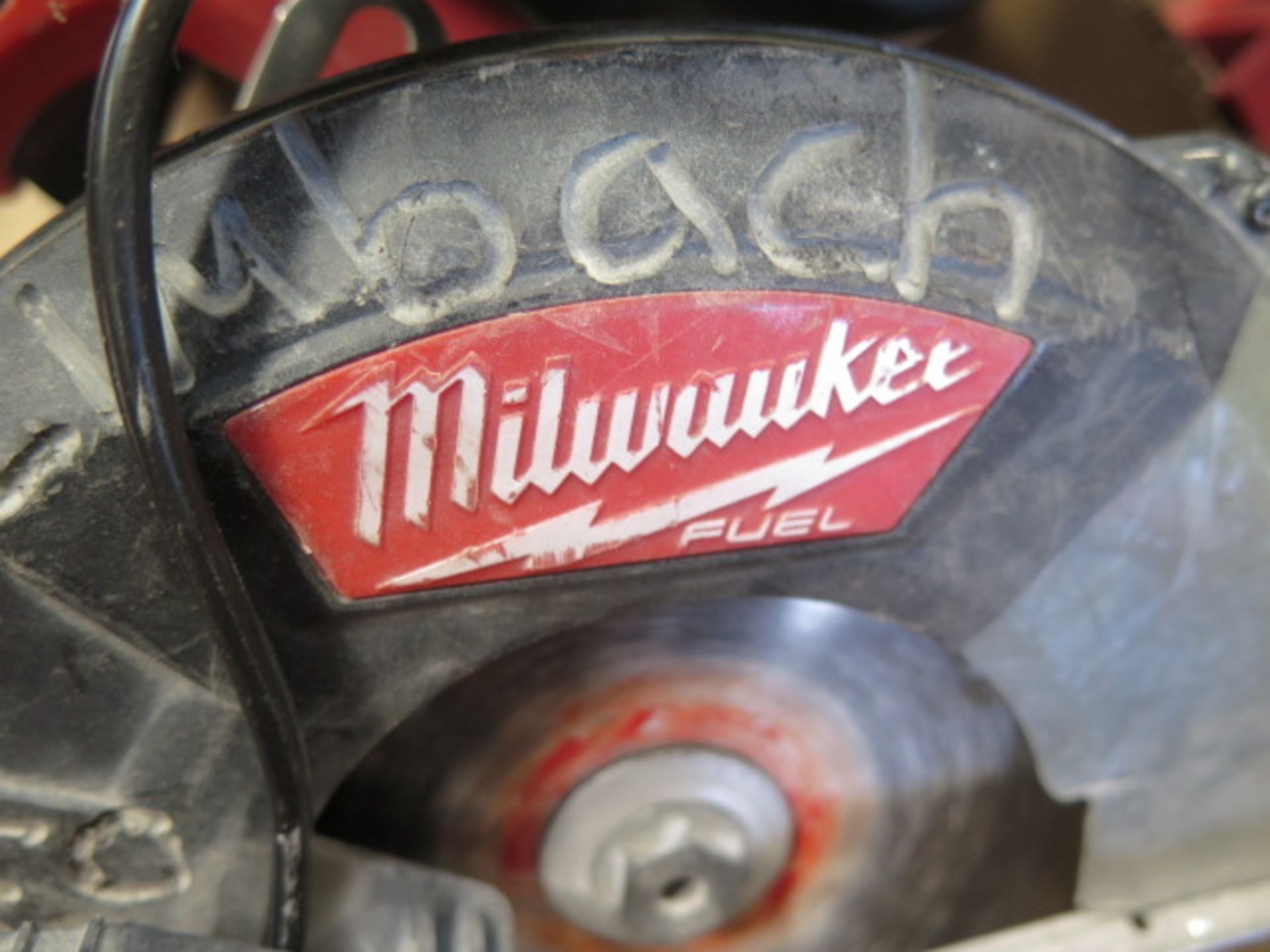 Milwaukee 18 Volt Circular Saws (3) (SOLD AS-IS - NO WARRANTY) - Image 5 of 5