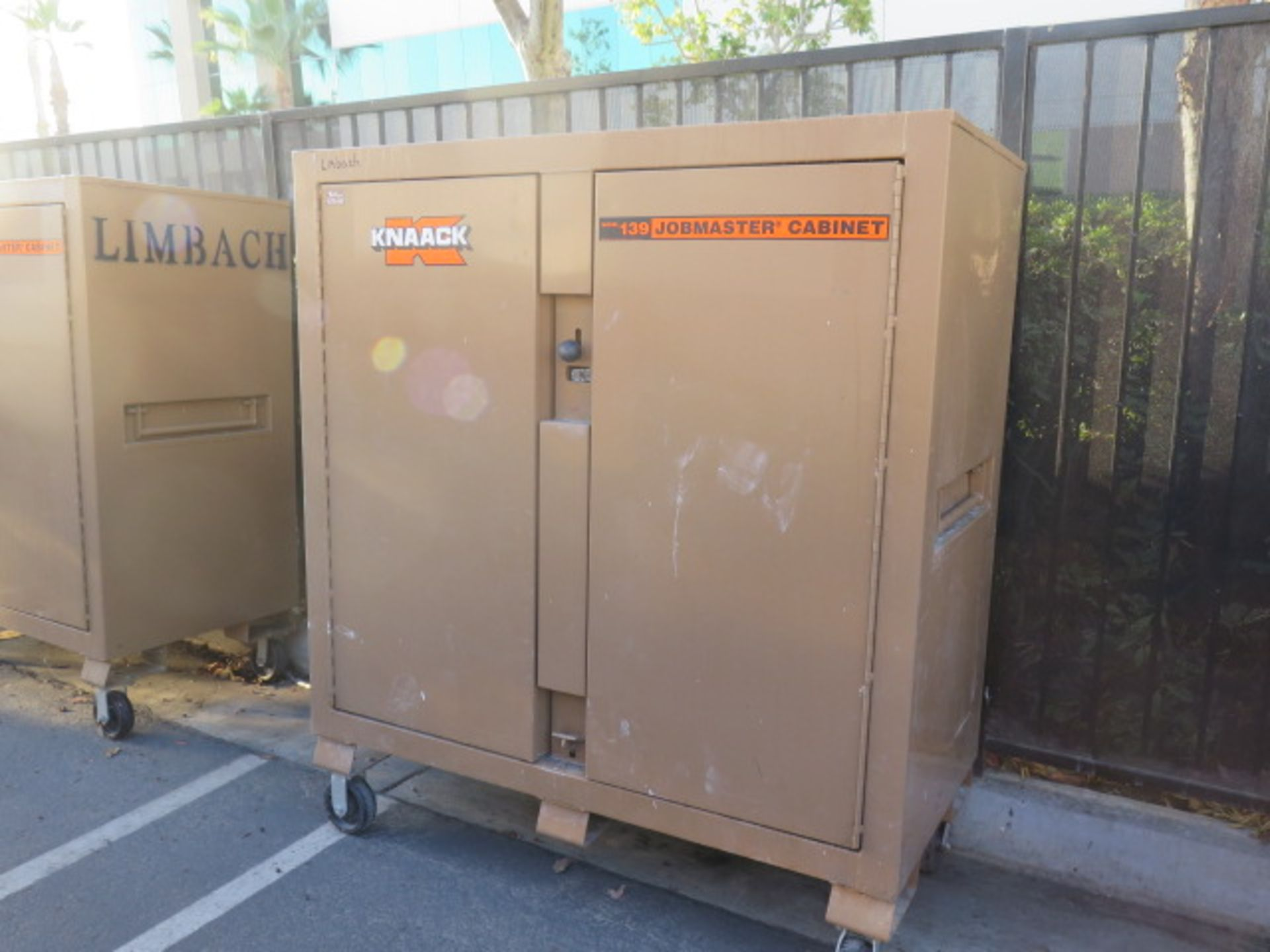 Knaack mdl. 139 Jobmaster Rolling Job Boxw/ Hardware and Supplies (SOLD AS-IS - NO WARRANTY) - Image 2 of 21