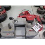 Milwaukee 18 Volt Deep Cut Portable Band Saw (SOLD AS-IS - NO WARRANTY)