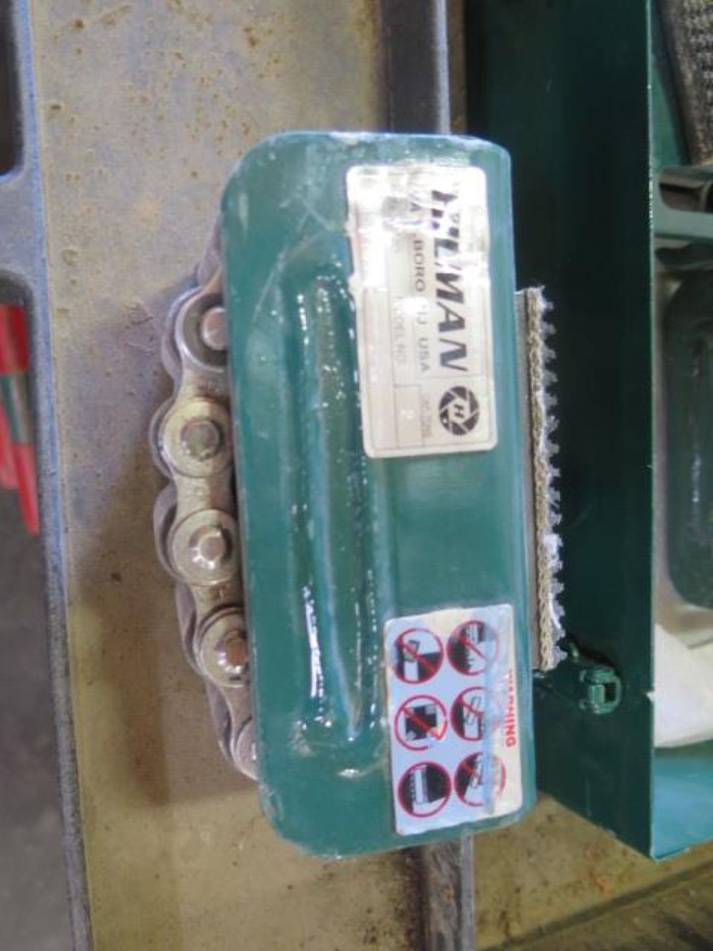 Hilman 8-Ton Machinery Dolley Set (SOLD AS-IS - NO WARRANTY) - Image 5 of 8