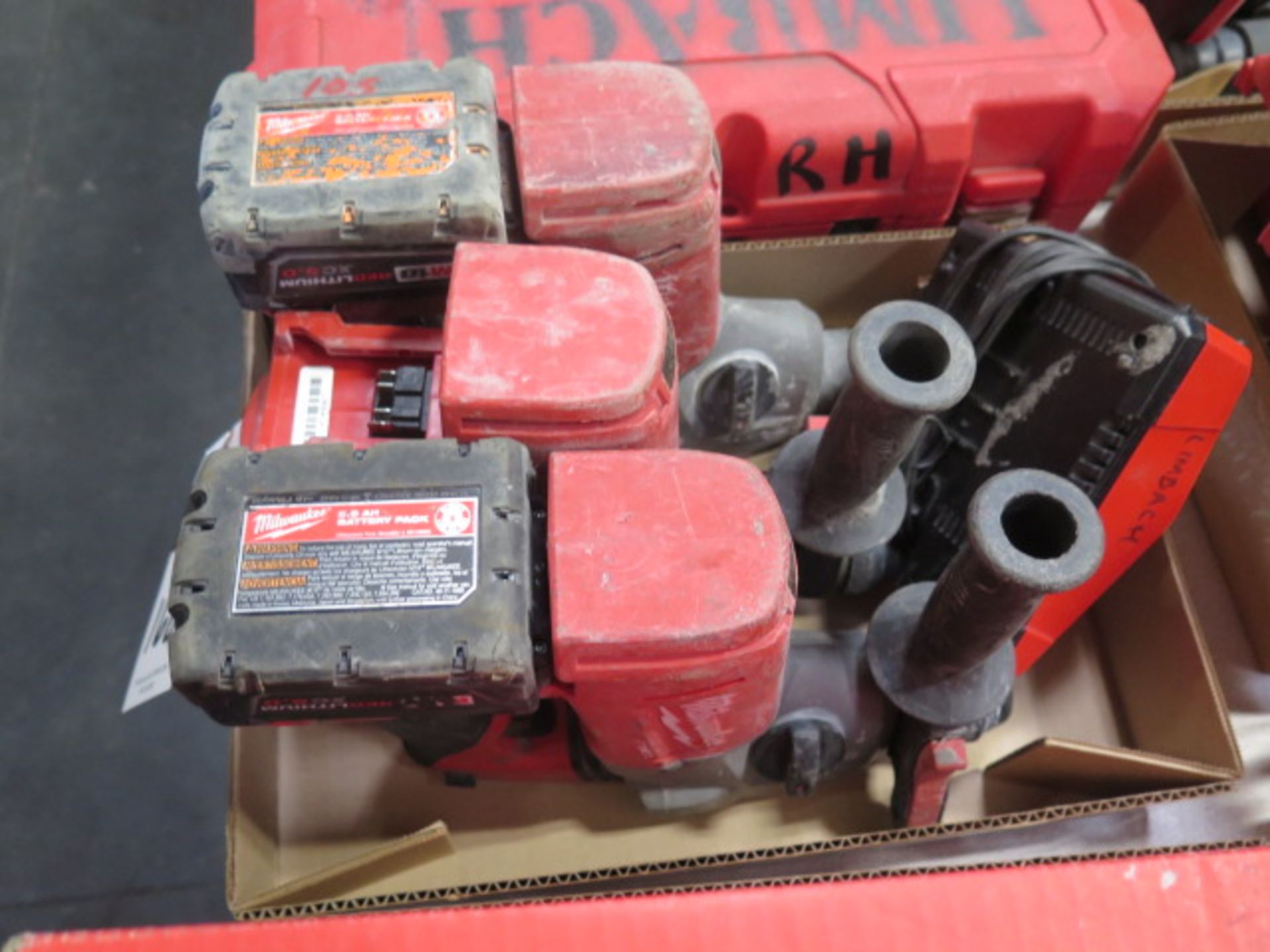 """Milwaukee 18 Volt 1"""" Rotary Hanners (3) (SOLD AS-IS - NO WARRANTY) - Image 3 of 5"""