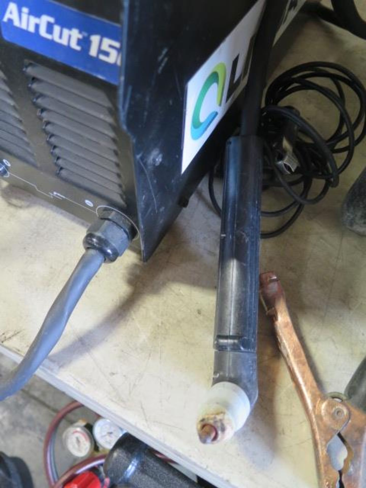 Thermal Dynamics AirCut 15 Plasma Cutting Power Source (SOLD AS-IS - NO WARRANTY) - Image 4 of 5