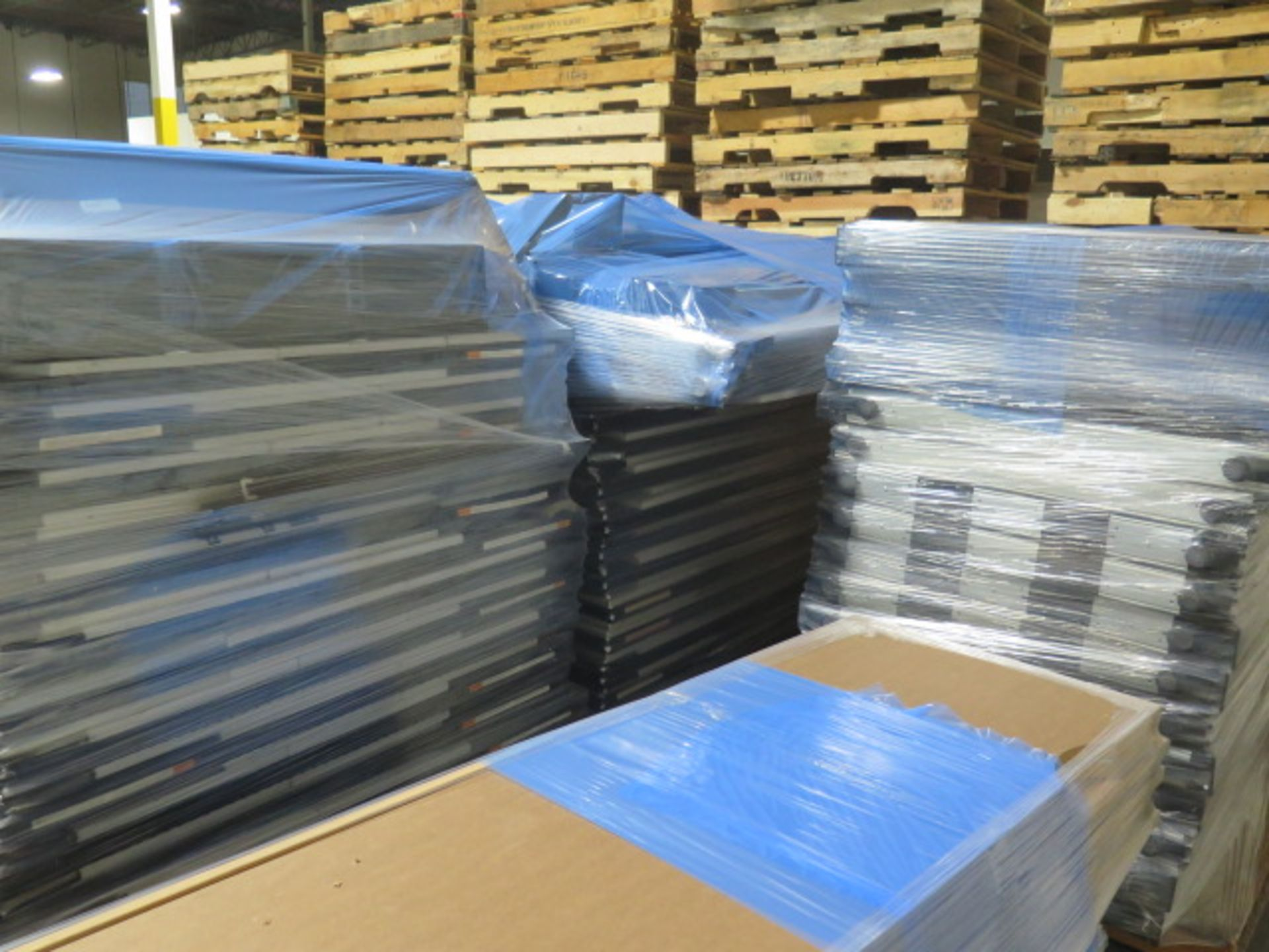 Large Quantity of Office Partitions, Desks, File Cabinets and Storage Cabinets (SOLD AS-IS - NO WARA - Image 9 of 24