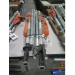 Ramset Cobra and SDT-A-301 Powder Actuated Guns (2) w/ Extension Sets (SOLD AS-IS - NO WARRANTY)